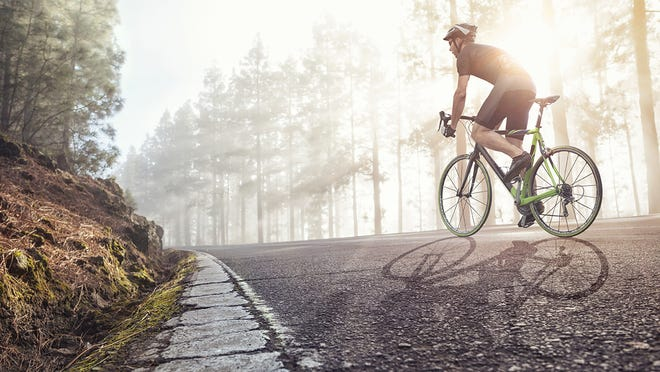 If you are sedentary all week and hit the trails on weekends, you may feel it afterwards.  Is that the optimal way to work out?