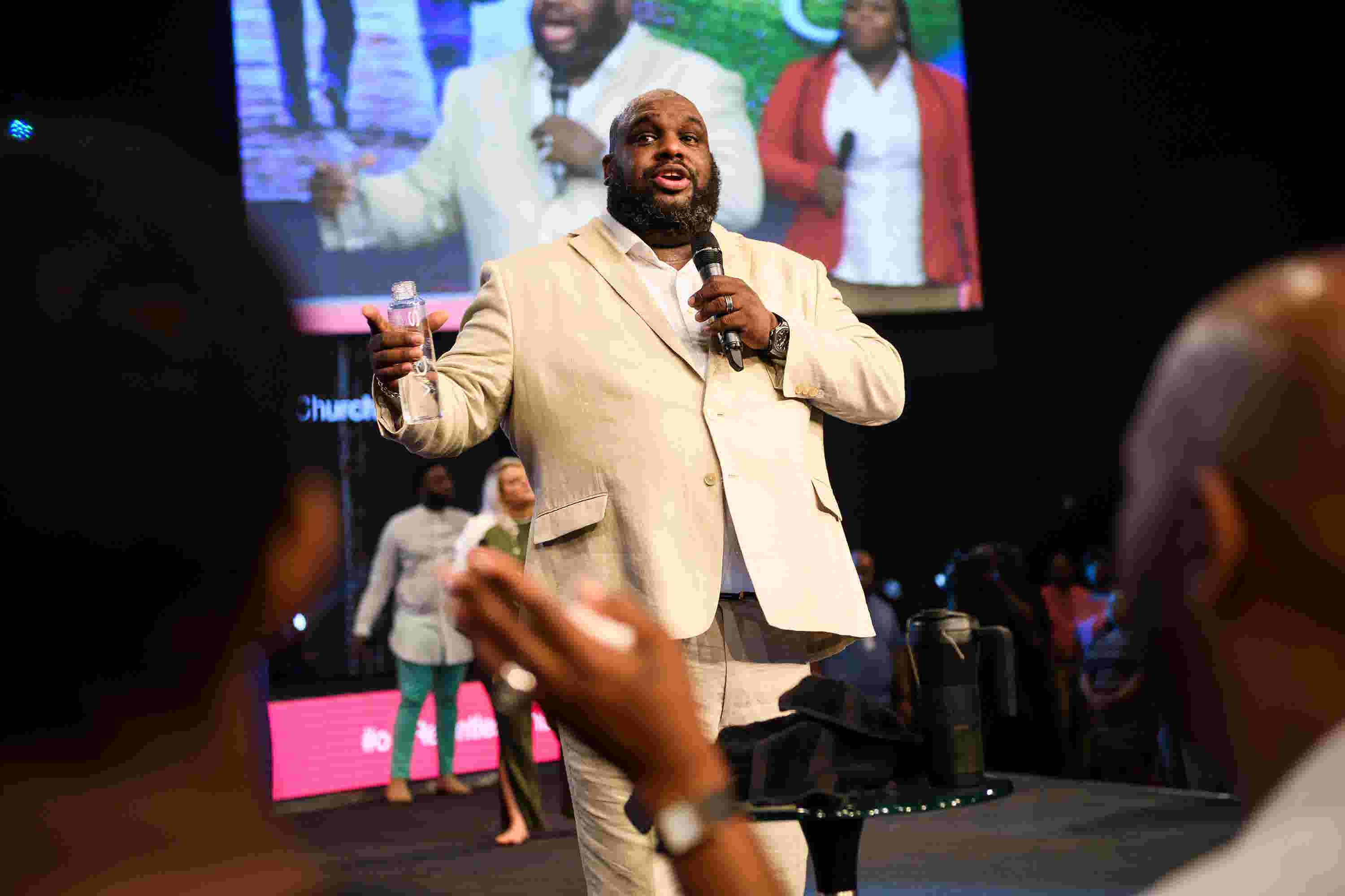 Relentless Church pastor John Gray talks about establishing himself in  Greenville