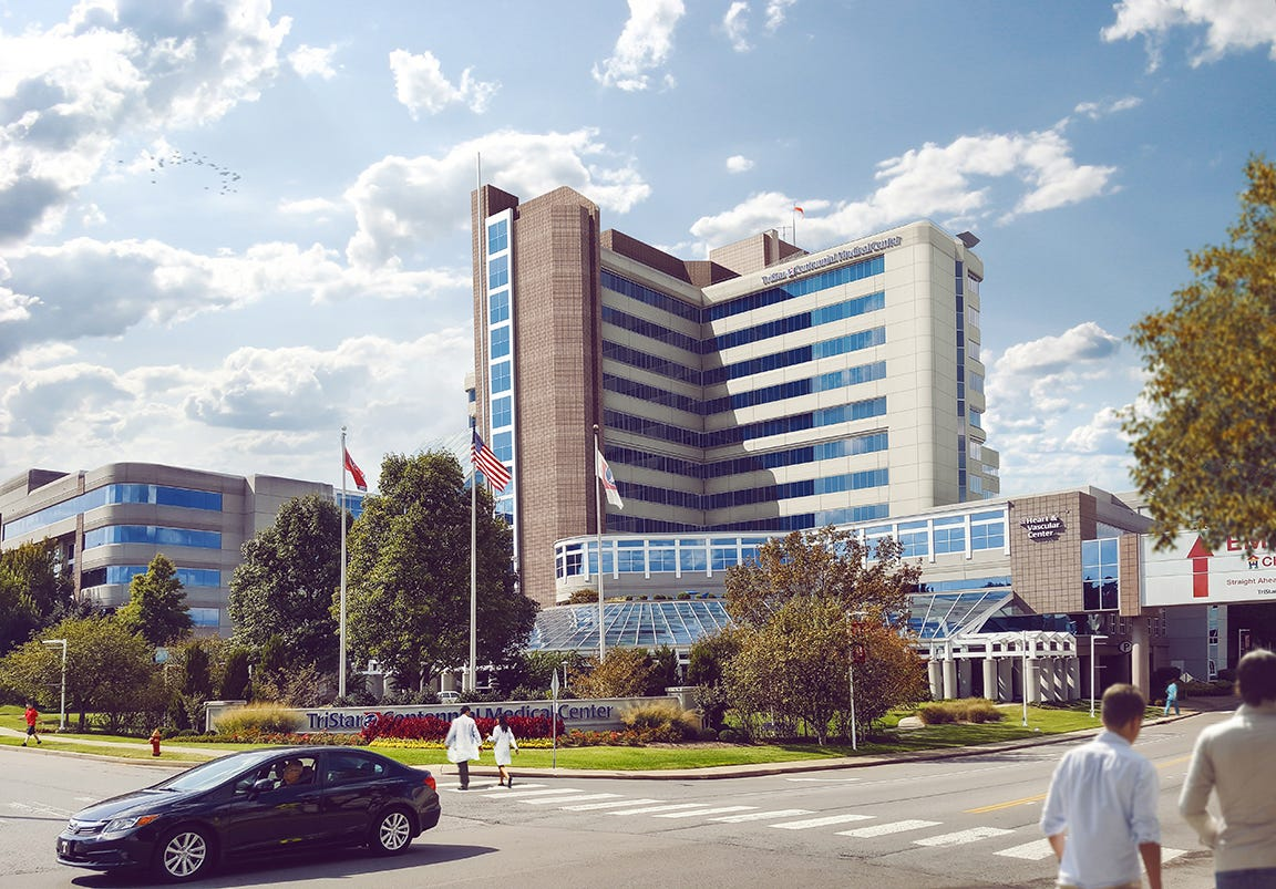 Three Nashville hospitals to grow in $500M TriStar expansion