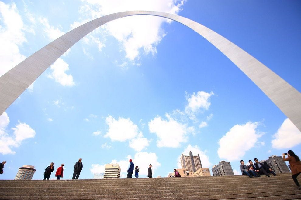 Here's what you need to do on a visit to St. Louis | USA Today
