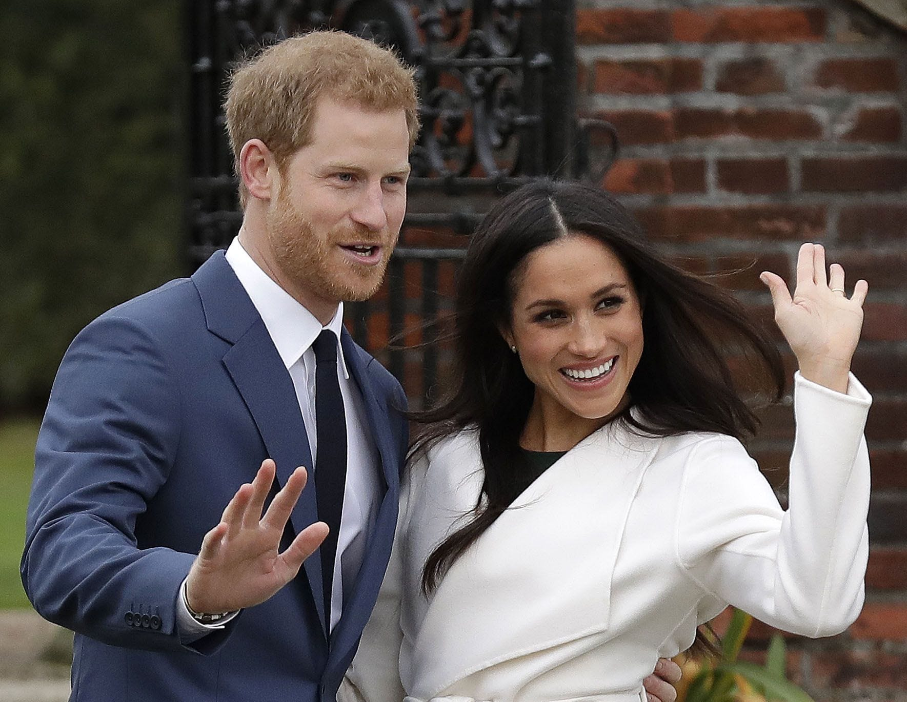 Royal wedding weather forecast is 'almost perfect' but rather cloudy