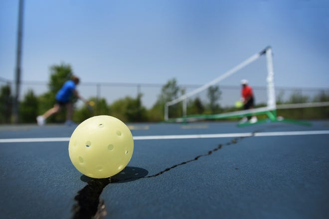Hutch Rec is starting an indoor pickleball club this month.