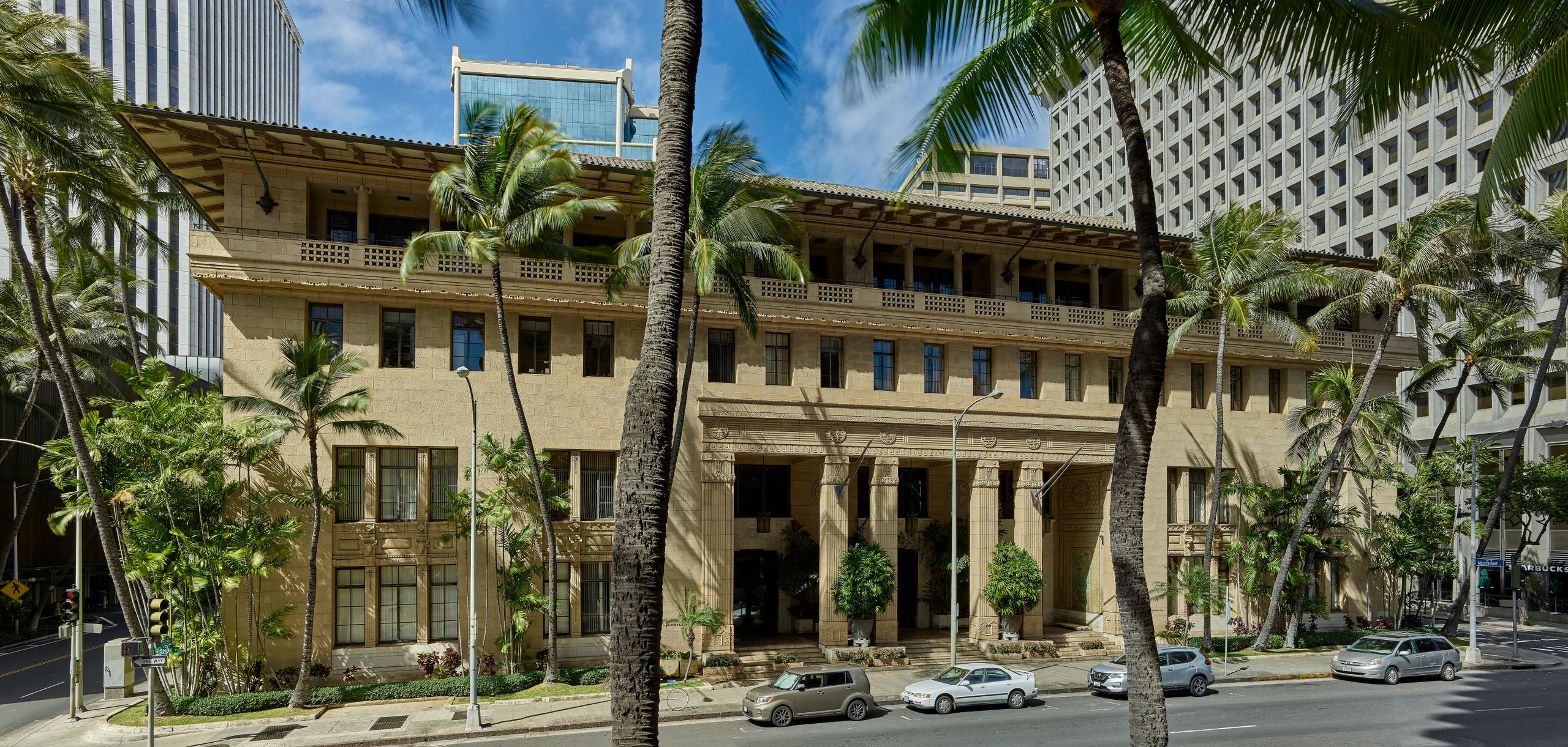 Buildings And Public Es In Hawaii