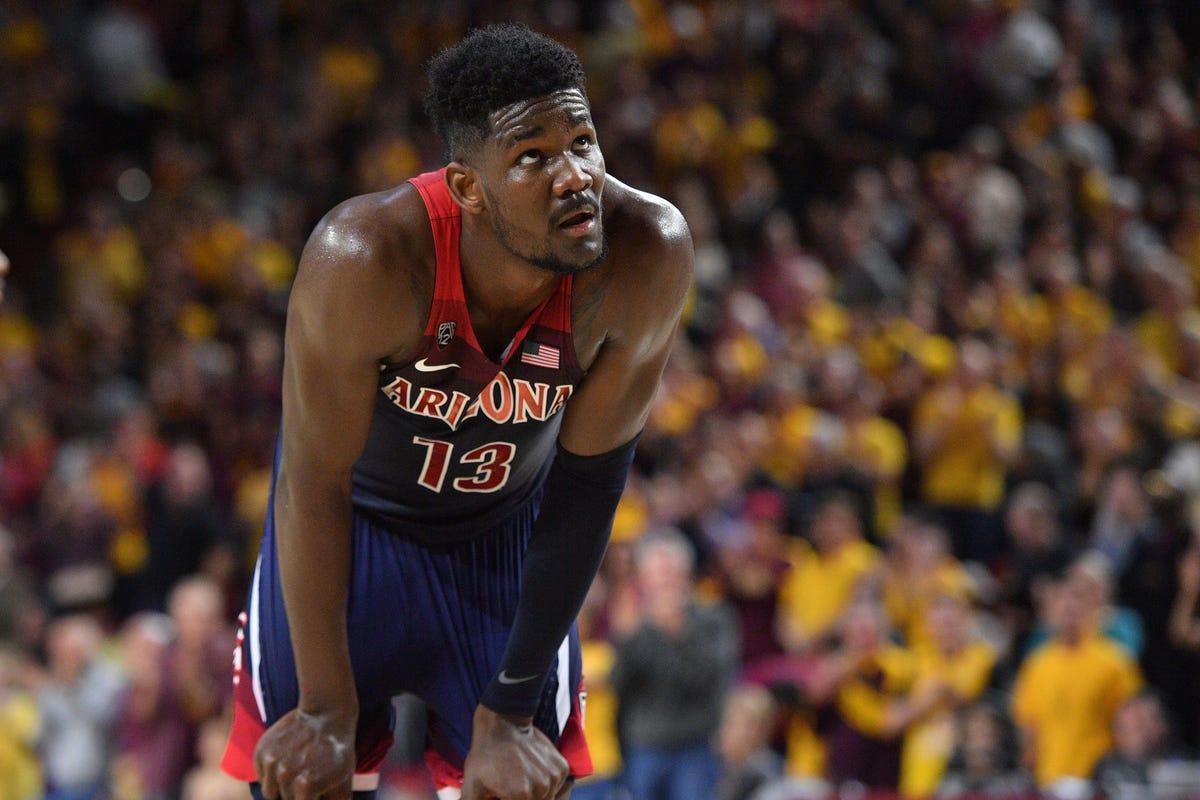 2018 NBA mock draft: Suns, Kings land stars Deandre Ayton, Luka Doncic