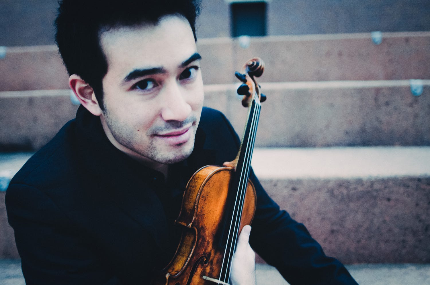 636620679097139250-Violinist-Suliman-Tekalli May 23-29: Concerts, art exhibits and summer camps at FIT make this week's list of events