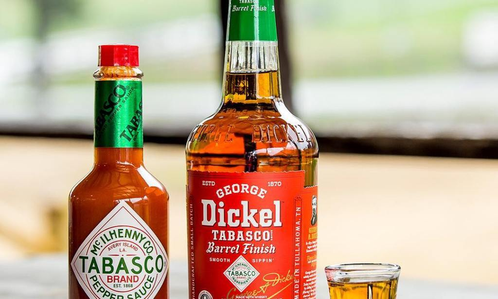 Whiskey aged in Tabasco barrels is as exciting as it is terrifying | USA Today