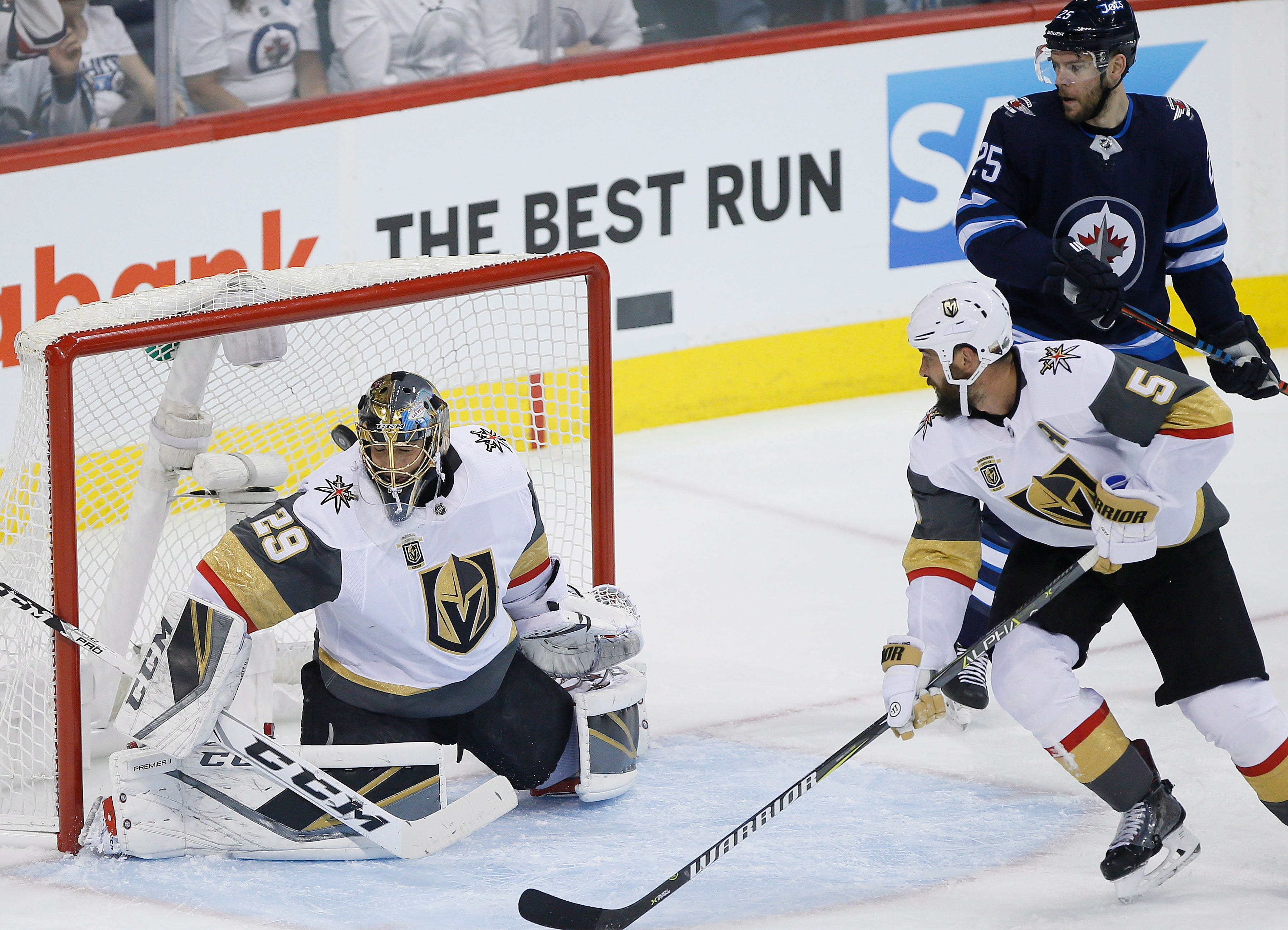 Powering the Flower: Vegas' Prior teaches Fleury new tricks