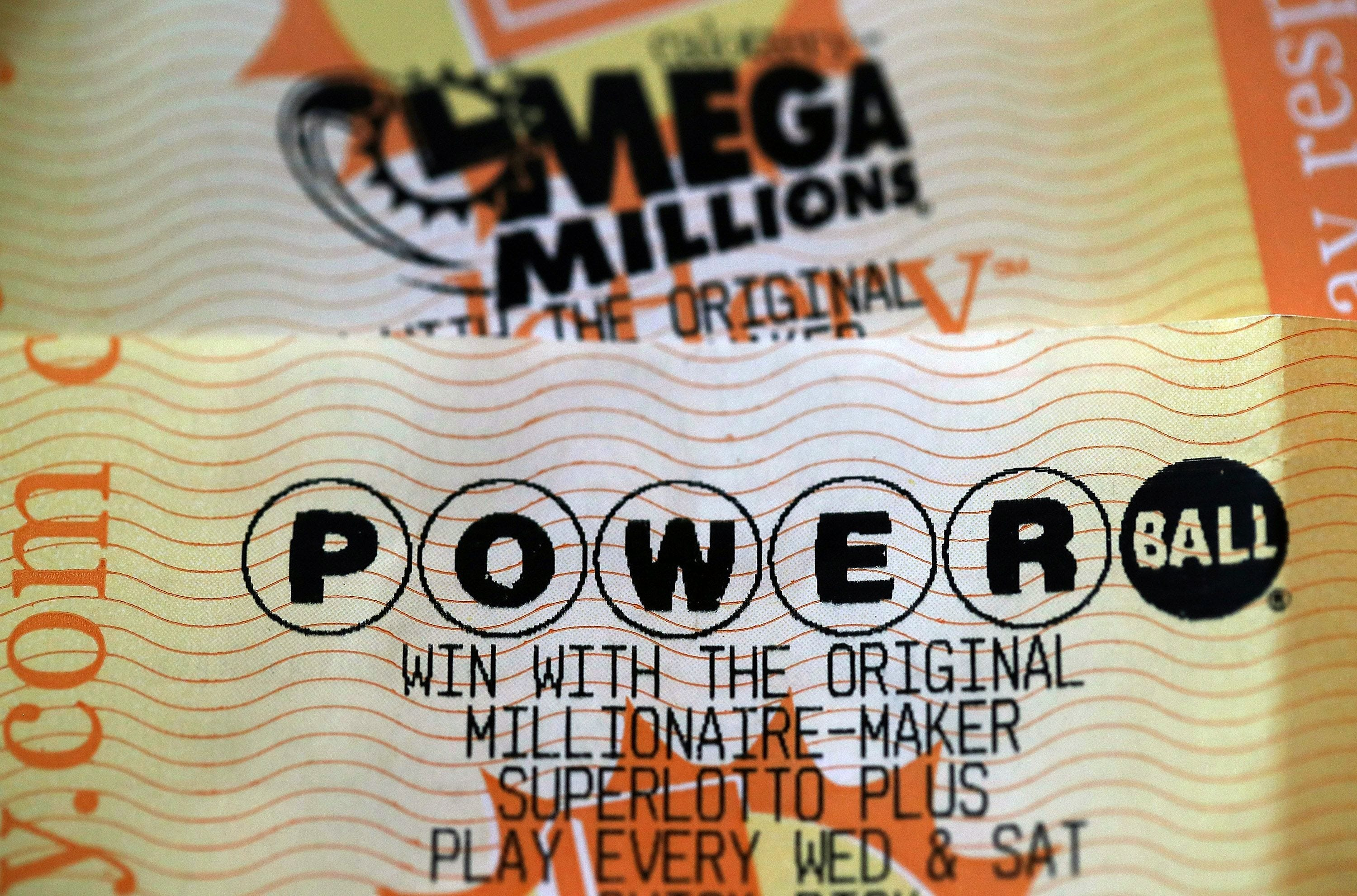 Check your tickets: Powerball $550M winning numbers announced