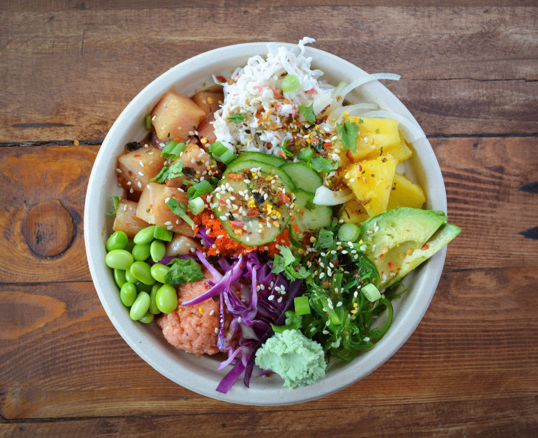10 great places to try Hawaiian poke on the mainland | USA Today