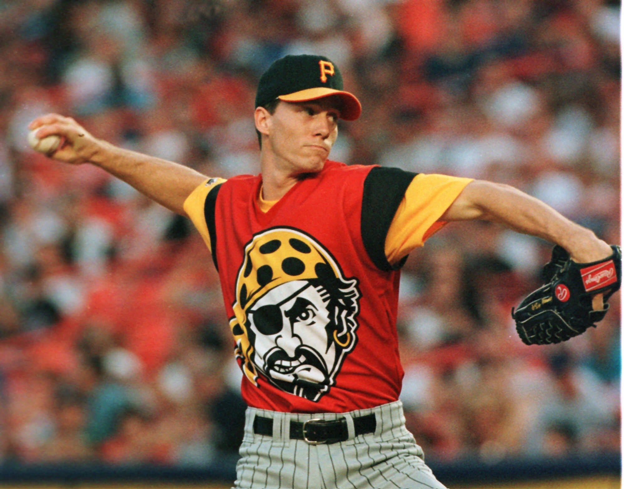You're wearing that? Images of the ugliest MLB uniforms in history