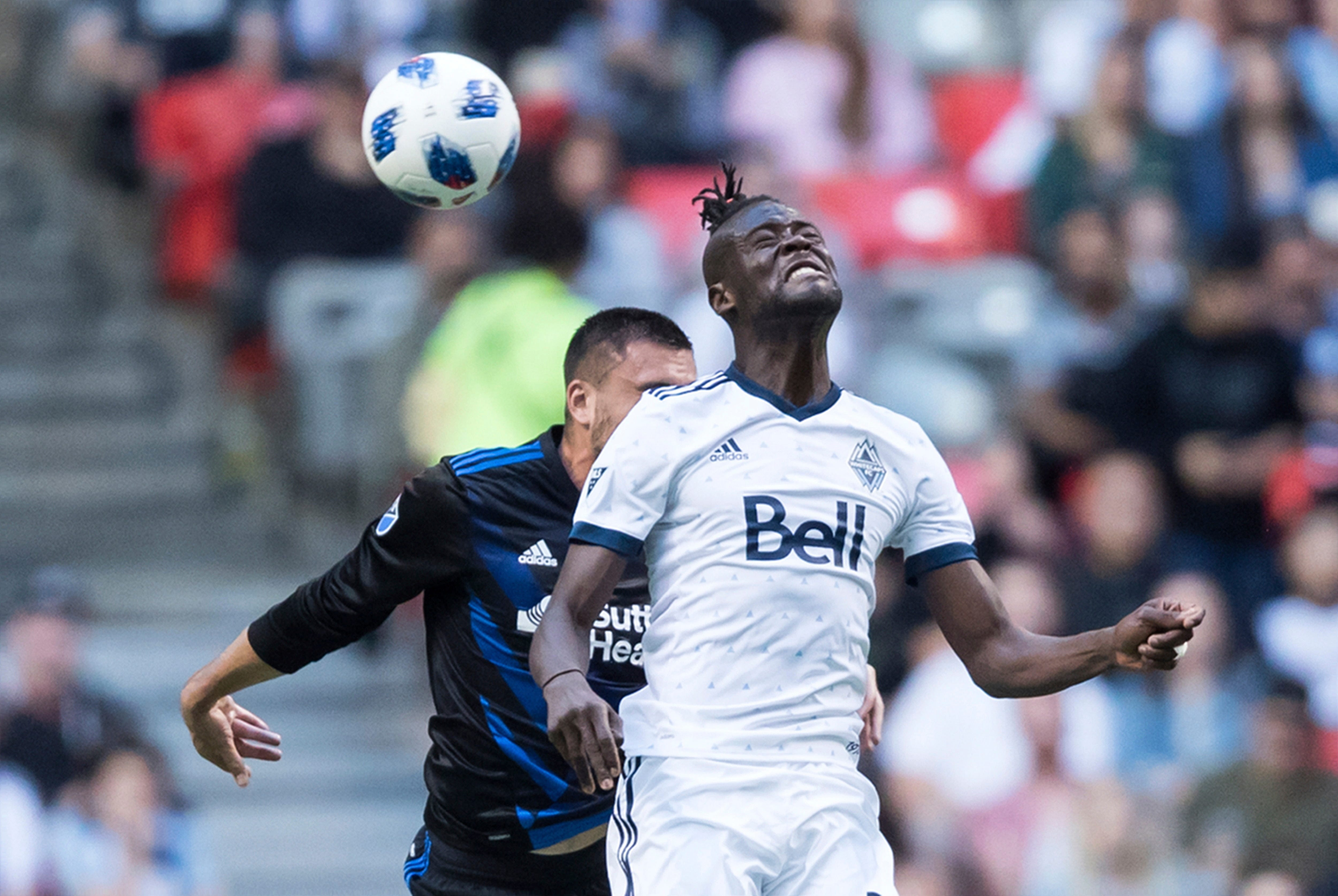 Reyna helps Whitecaps to 2-2 draw with Earthquakes