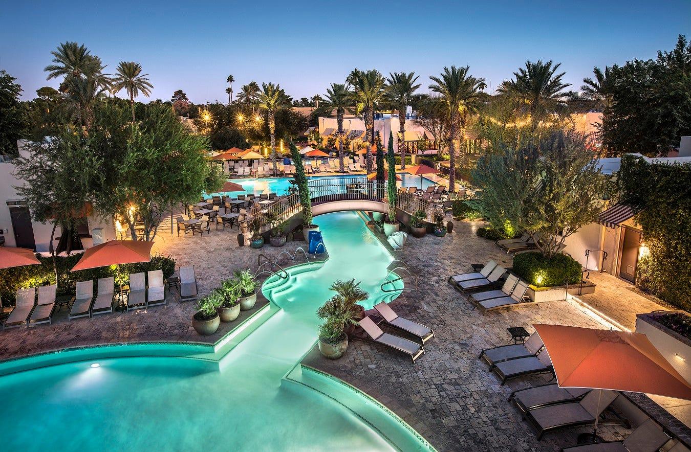 best deals phoenix resorts