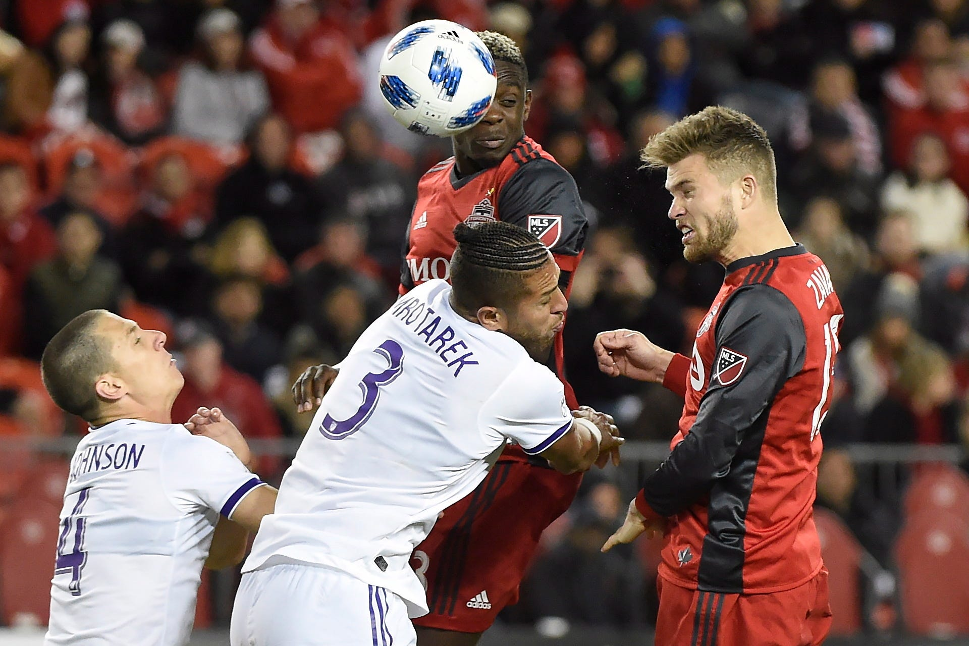 Ryan Telfer lifts Toronto FC past Orlando City, 2-1