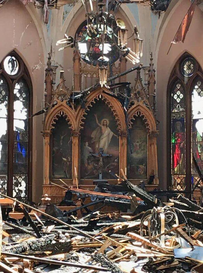 Trinity church to hold service Sunday at MATC in wake of fire | Milwaukee Journal Sentinel