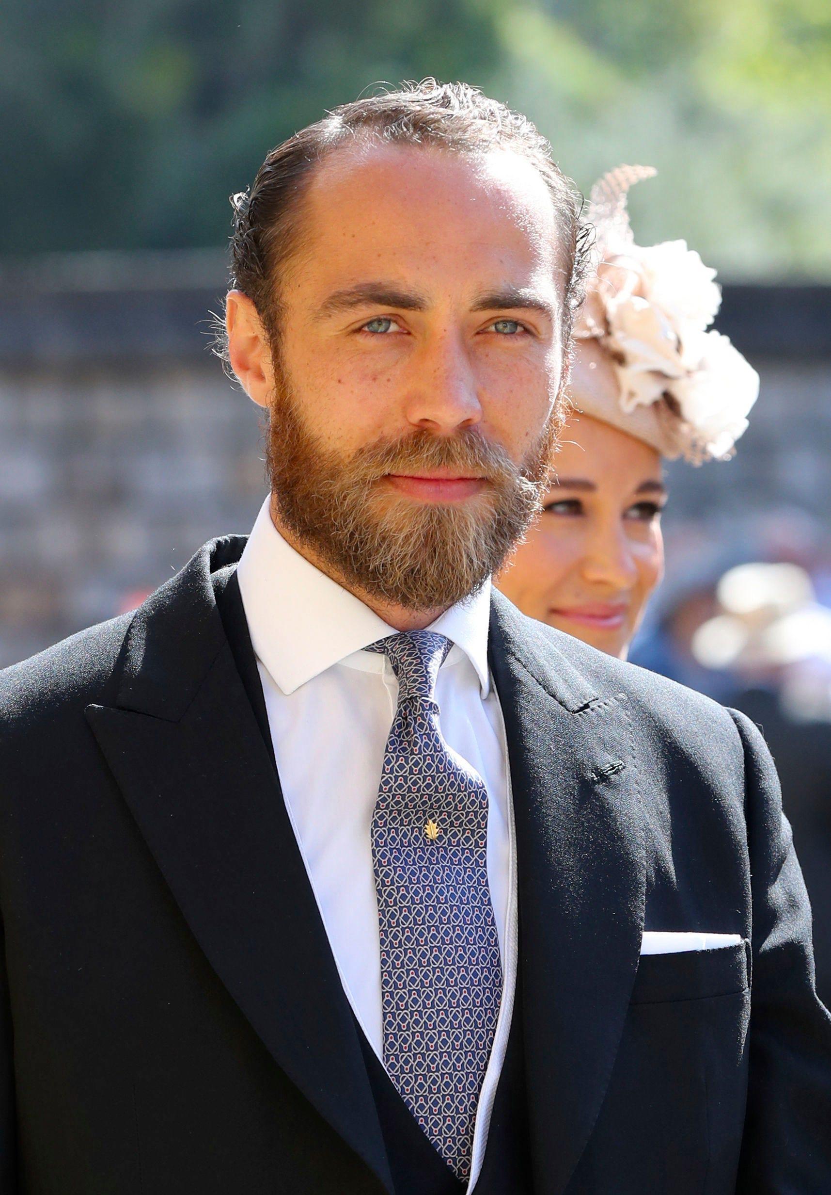 James Middleton, Duchess Kate's brother, reveals 'debilitating' battle with depression
