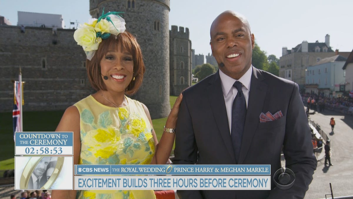 Gayle King: How I became a TV morning news host and O magazine editor