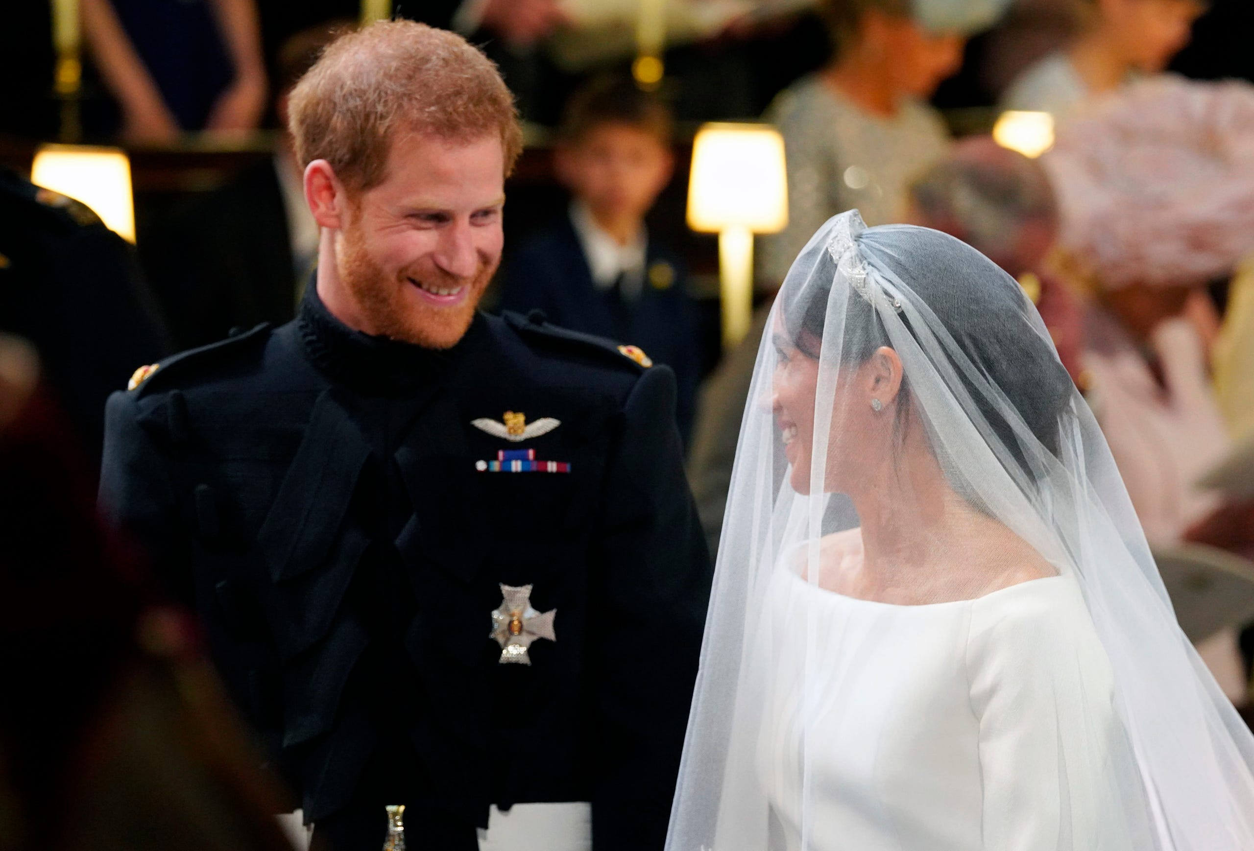 Givenchy Wedding Dress.See Meghan Markle S Stunning Givenchy Wedding Dress From Every