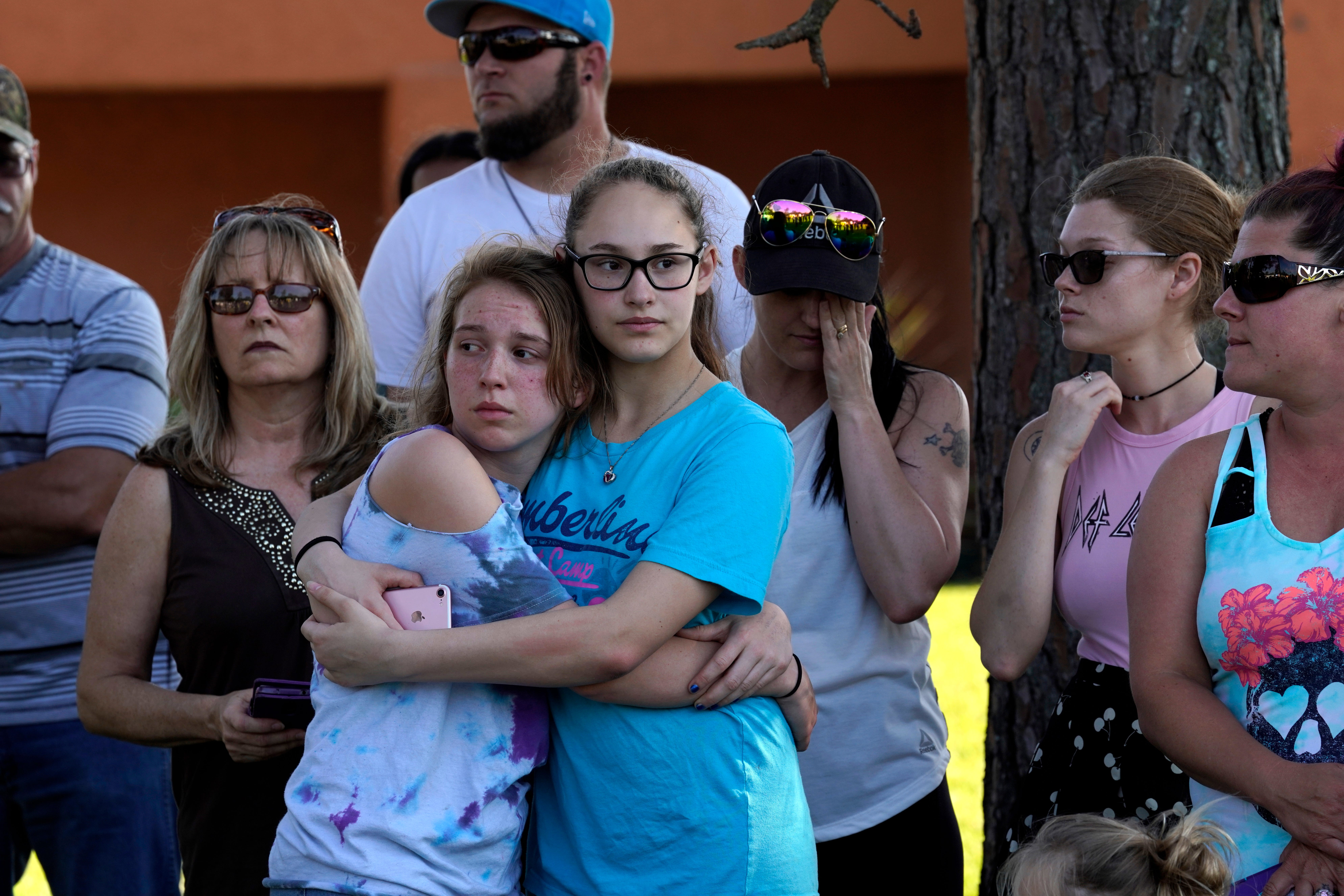 Texas high school shooting suspect yelled 'surprise' and started firing, witness said