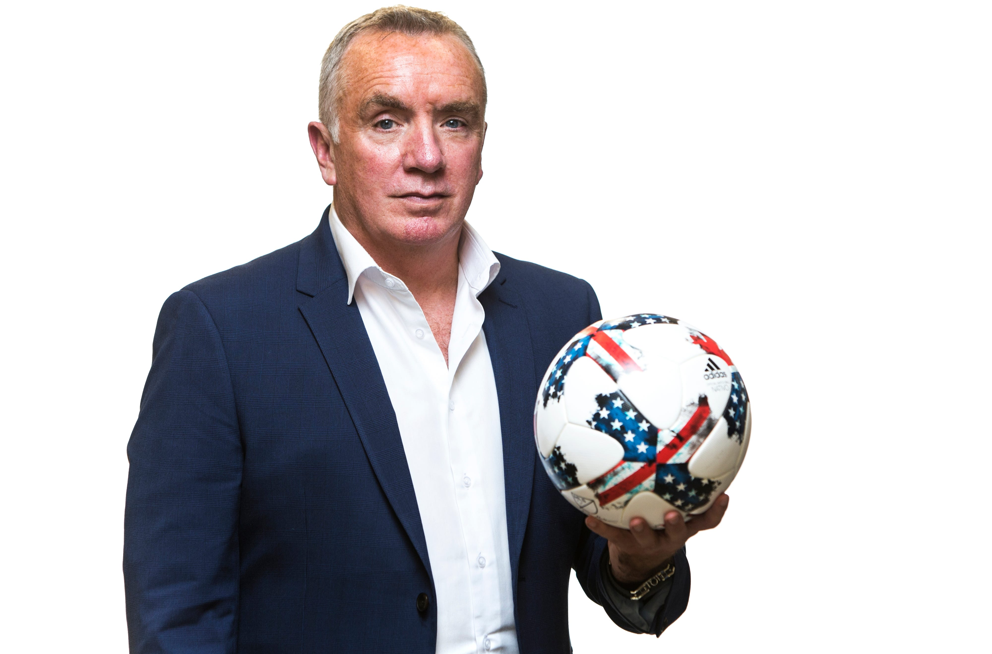Ian Ayre to take over Nashville's MLS club — that's a bombshell, baby