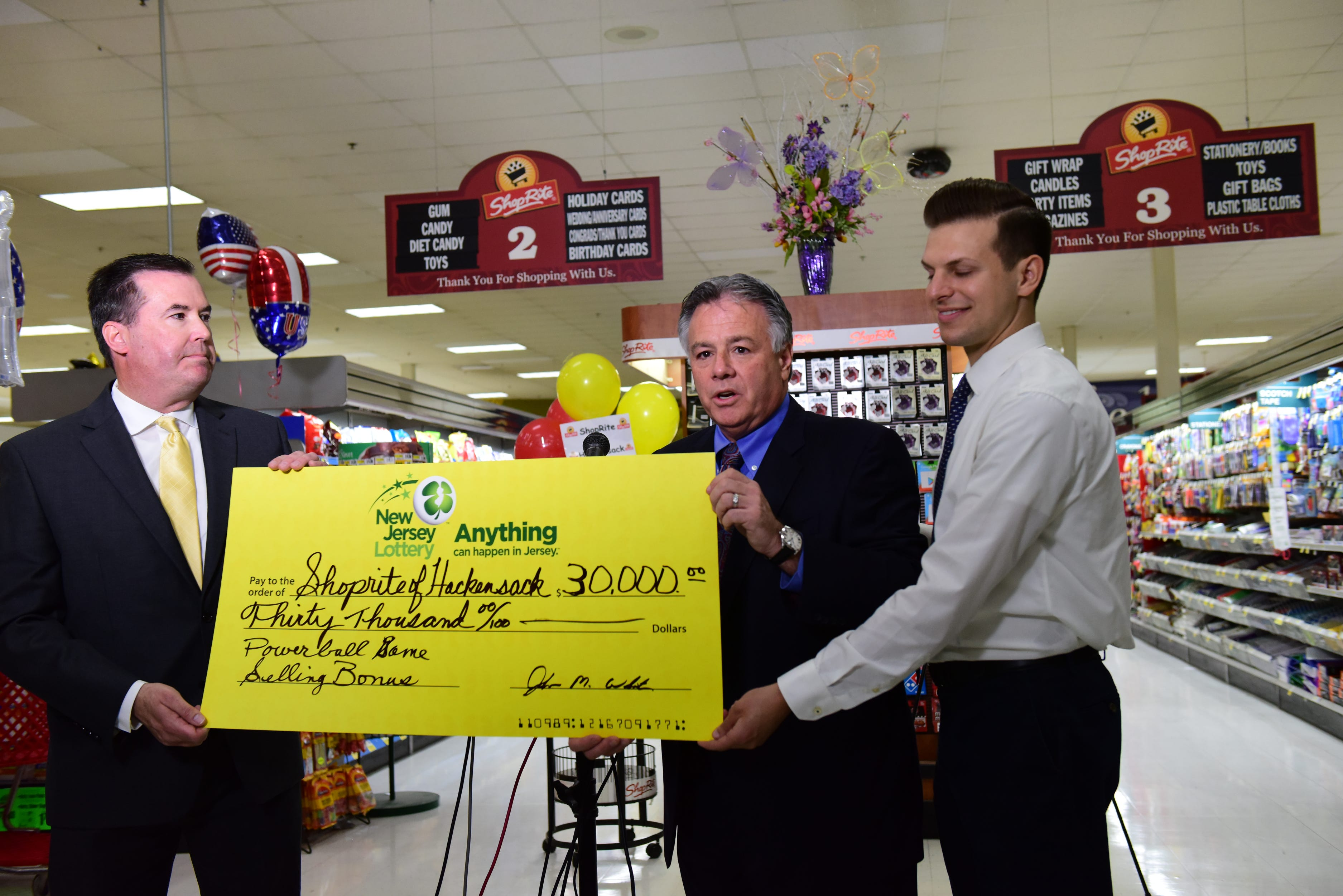 Lottery unclaimed prizes nj