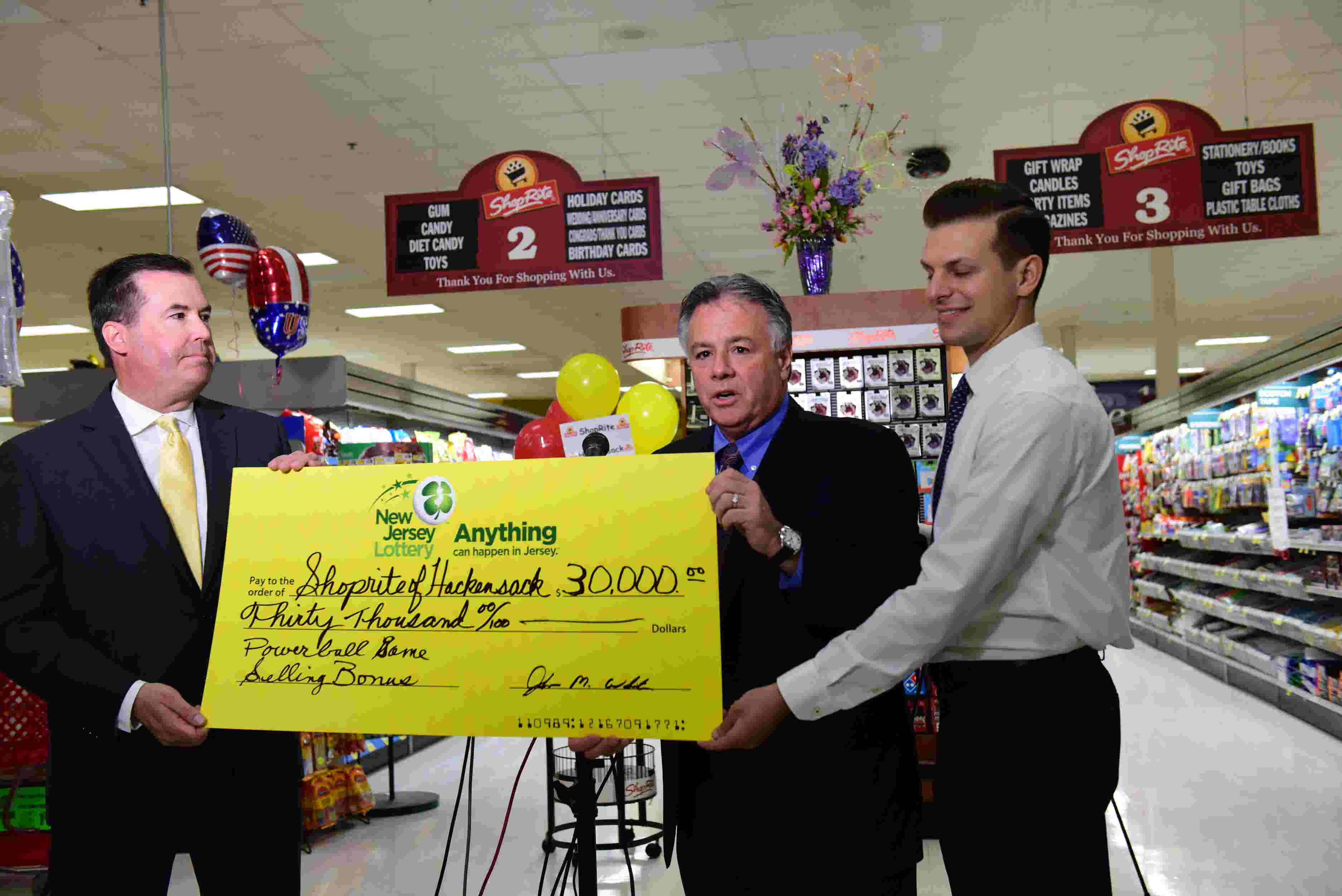 $1M & $50K NJ Lottery prizes awarded in Camden, Gloucester counties