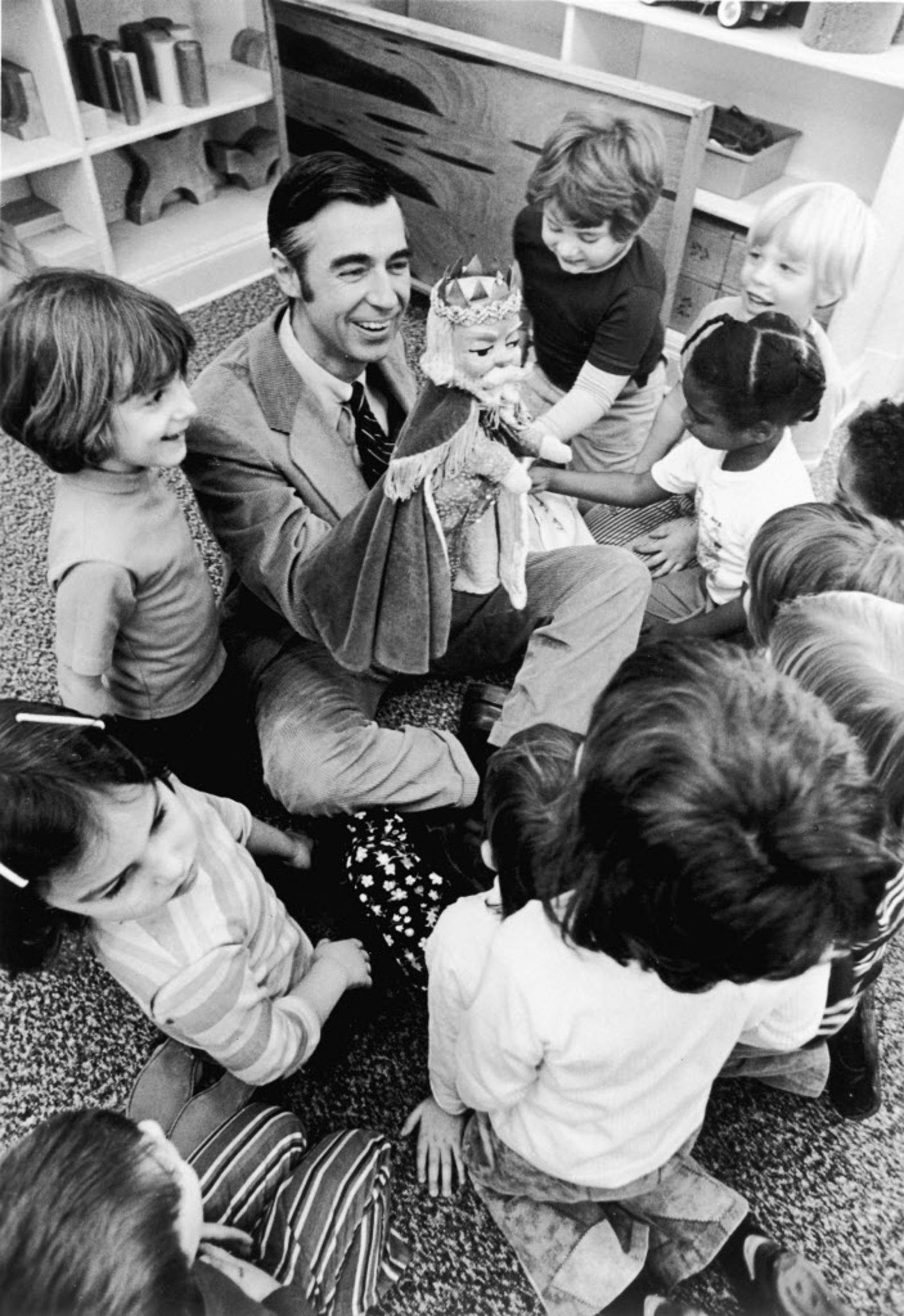 Remembering Fred Rogers