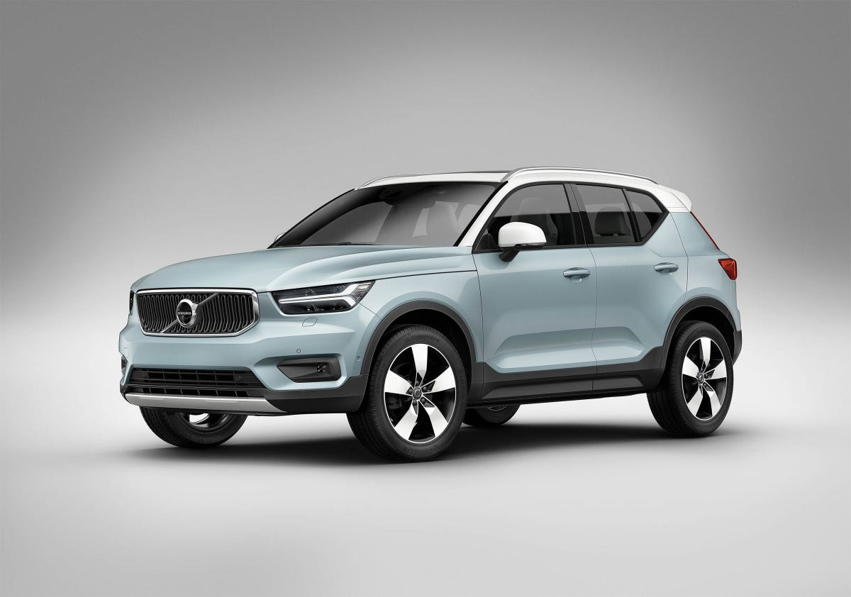 2019 Volvo XC40 review: 4-star compact luxury SUV delivers