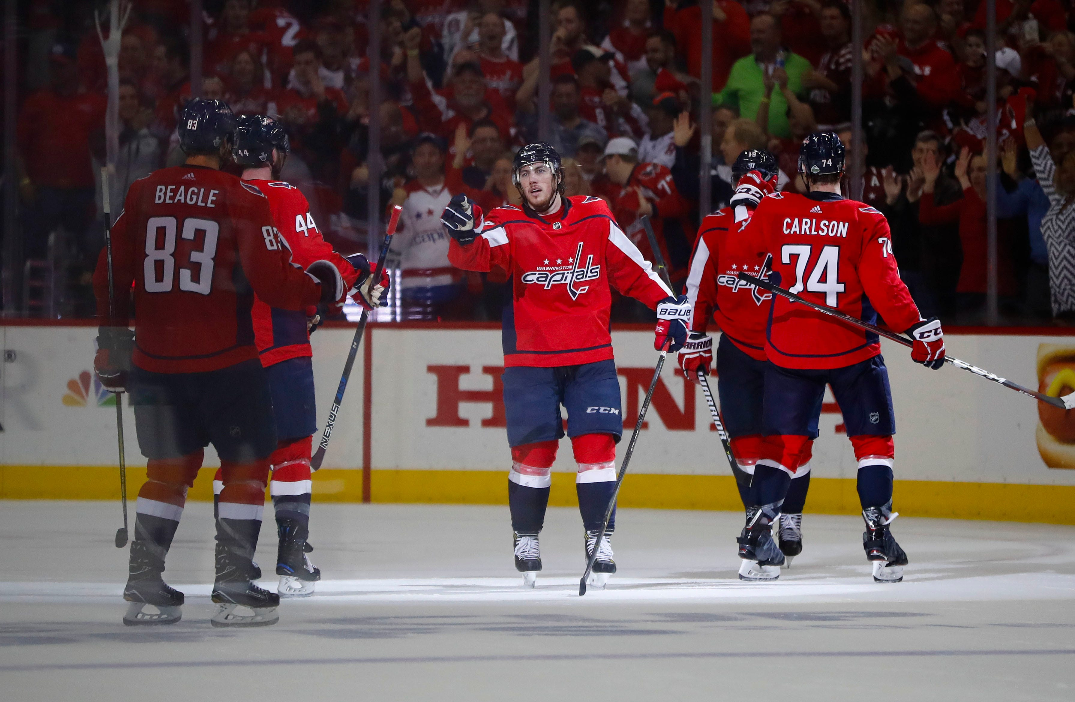 Caps rough up Lightning 3-0 to force Game 7 in East final