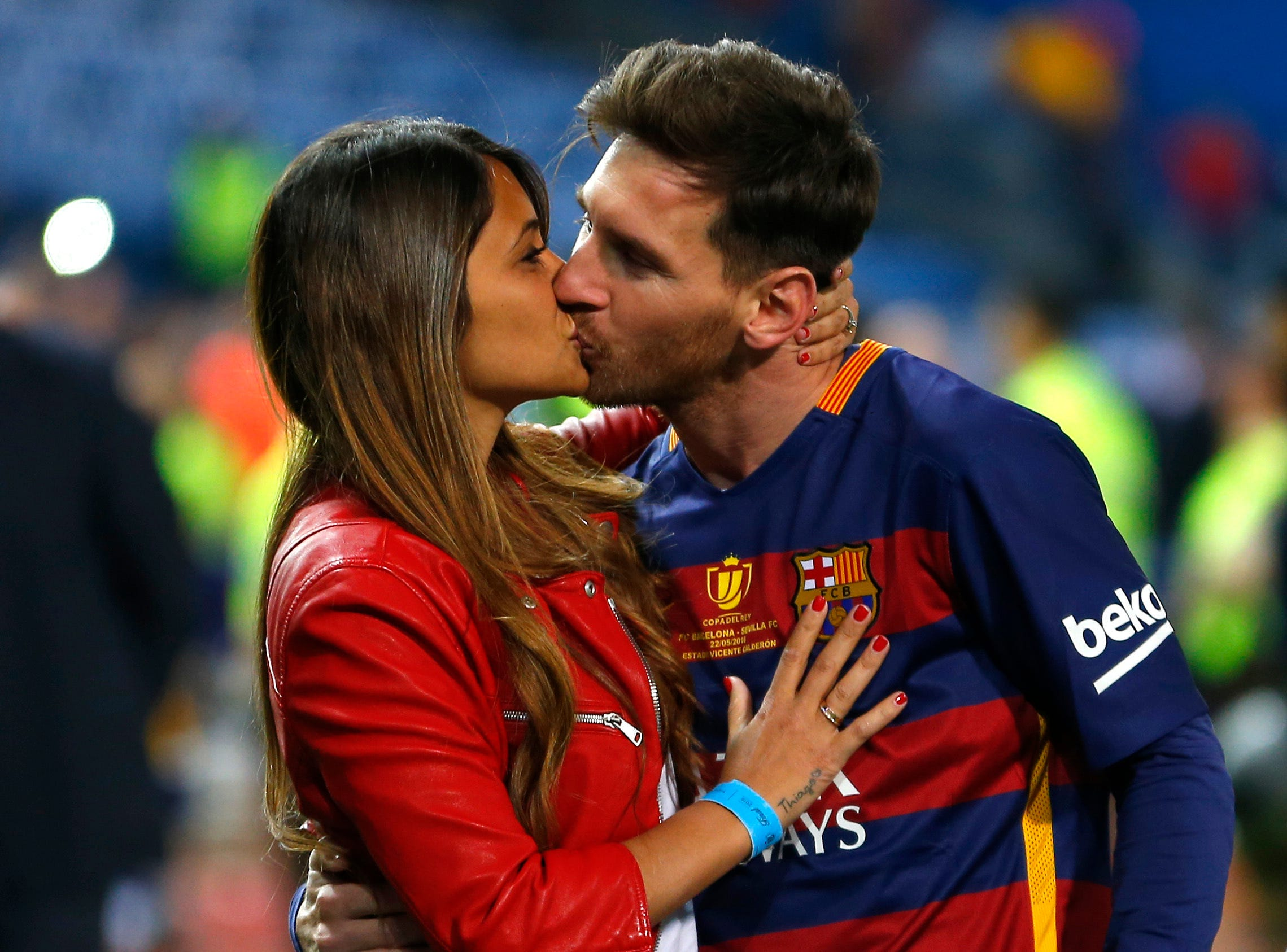 WORLD CUP: Dads Ronaldo and Messi still seek World Cup title