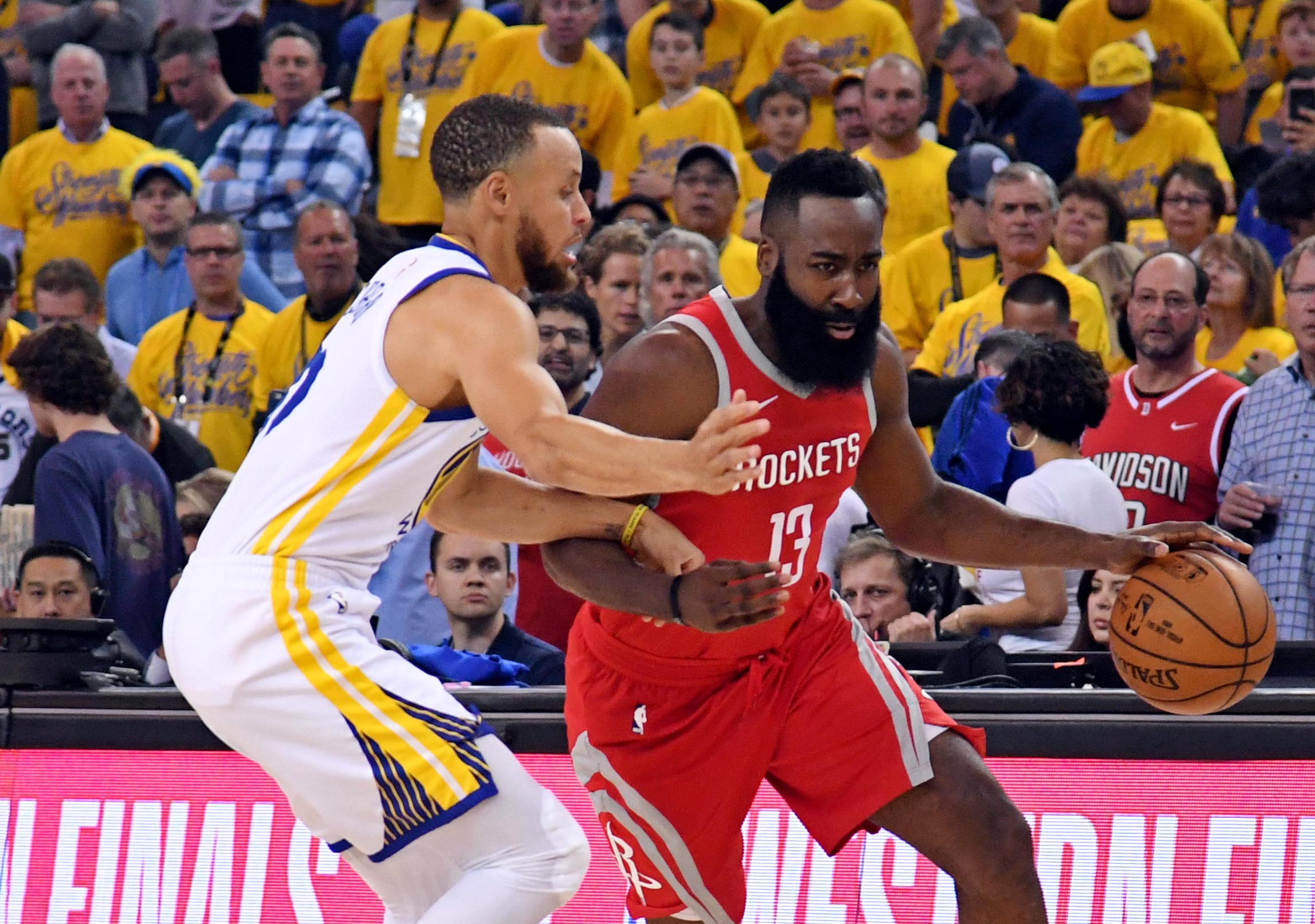 game 4 of the western conference finals Summary and statistics for the 2018 nba western conference finals - golden state warriors vs houston rockets.