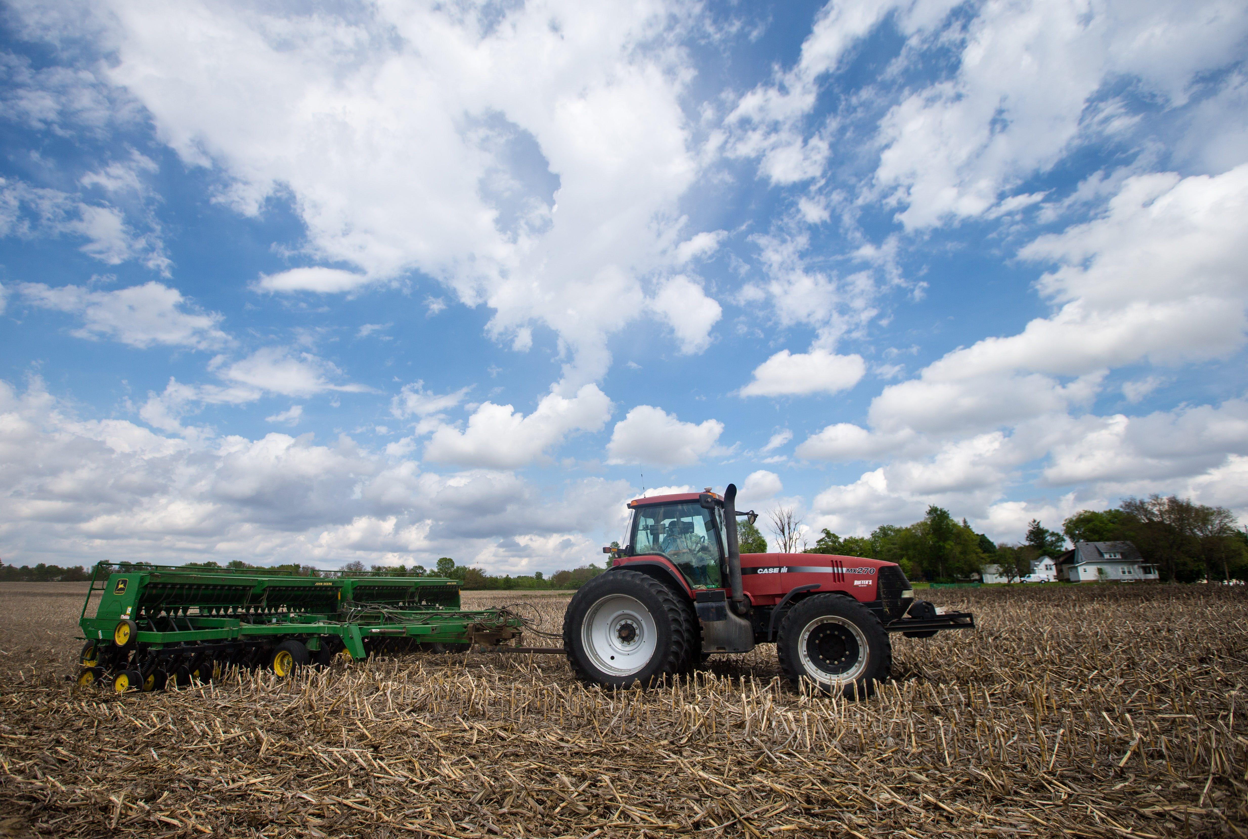 Reuters: USDA pulls staff from Iowa farm tour after threat