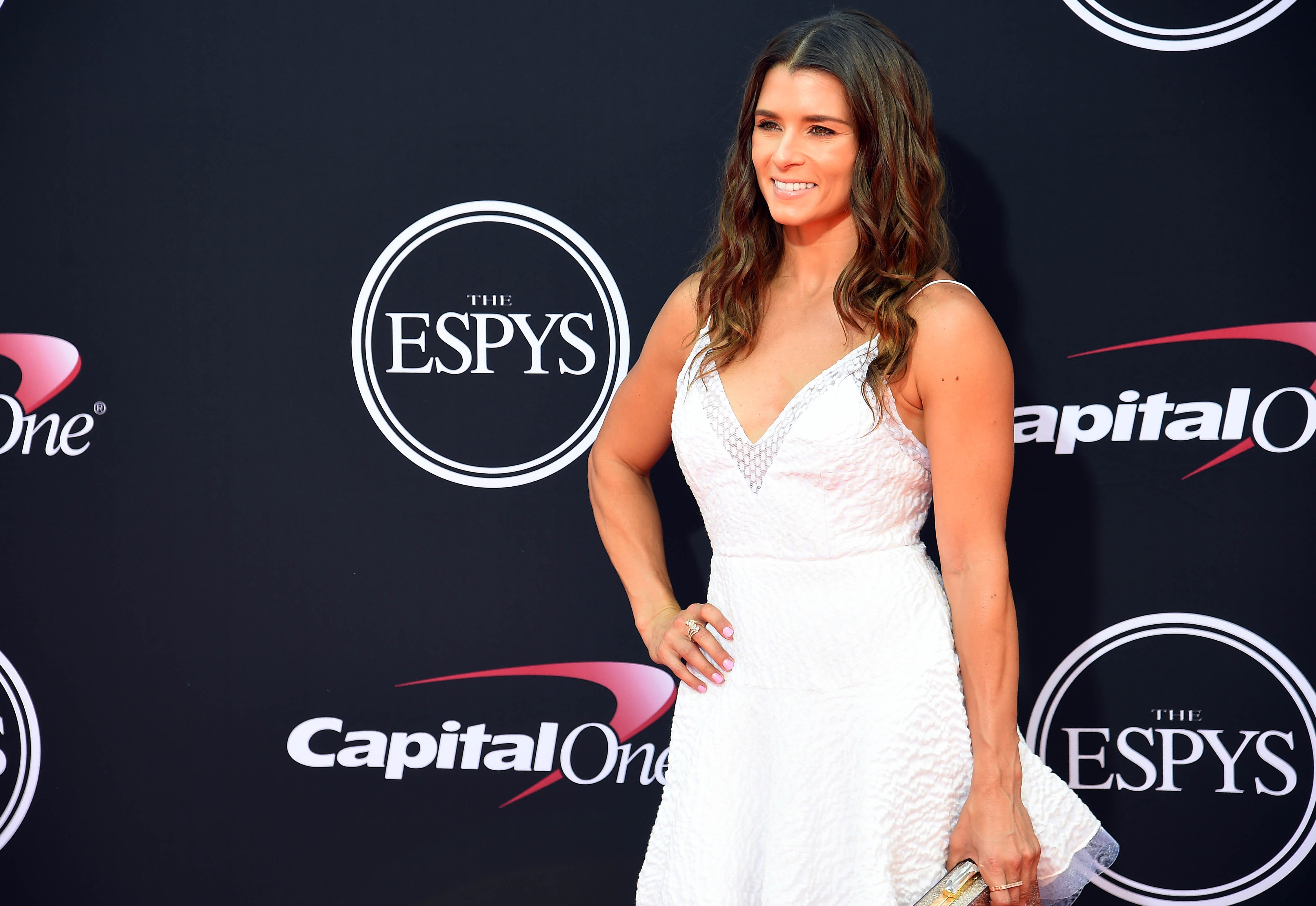 Aaron Rodgers kept popping up in Danica Patrick's press for her new podcast