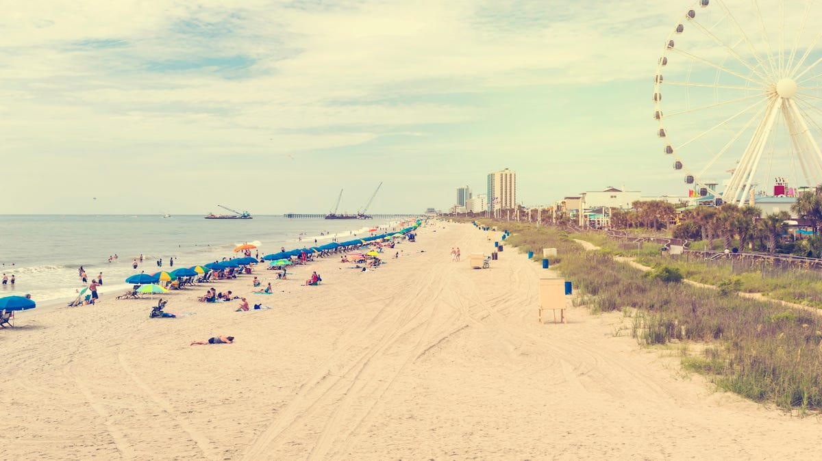 5 things to know about the bacteria at Myrtle Beach