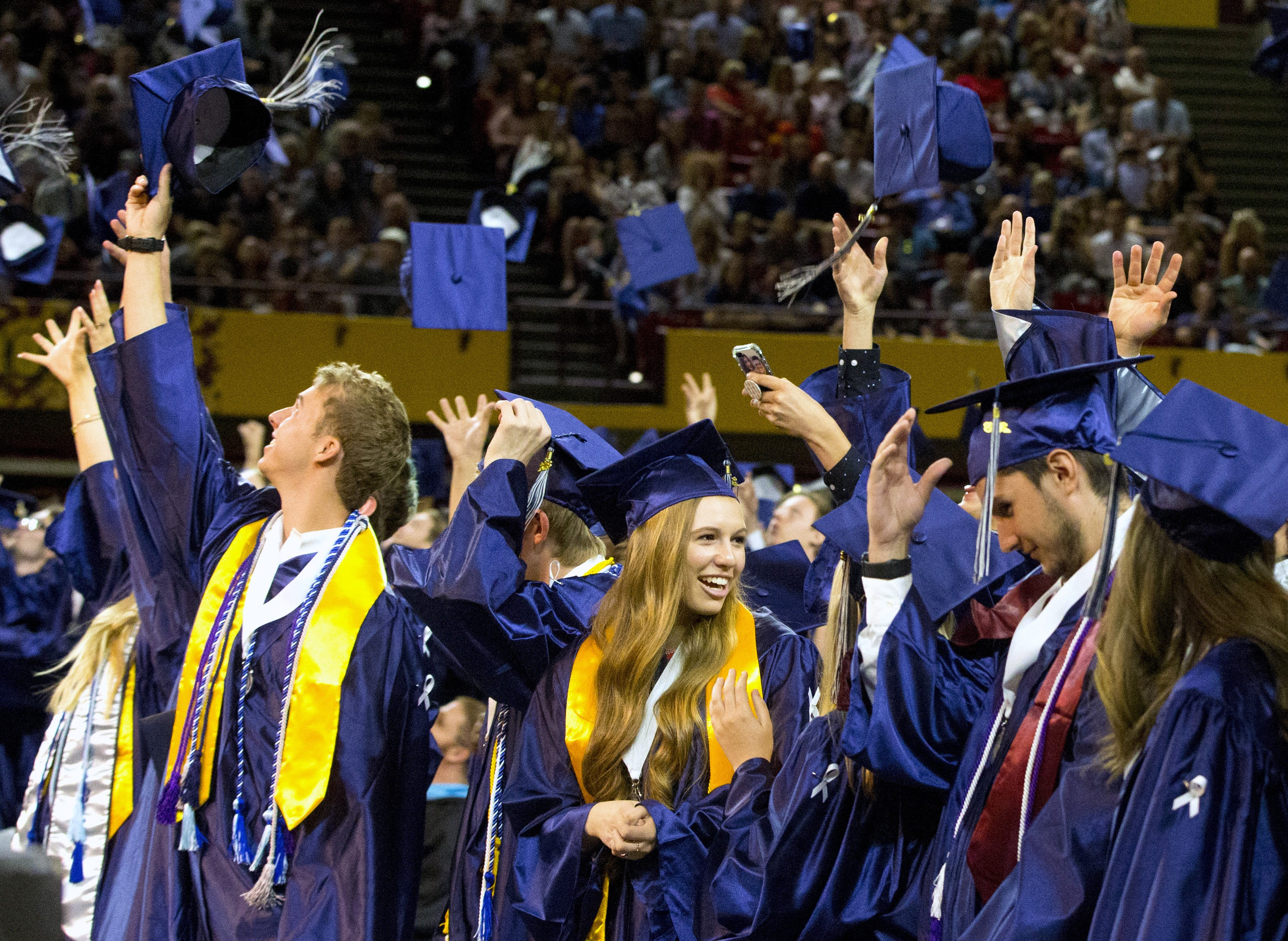 Arizona high schools with the most college graduates: AZ Data Central - azcentral