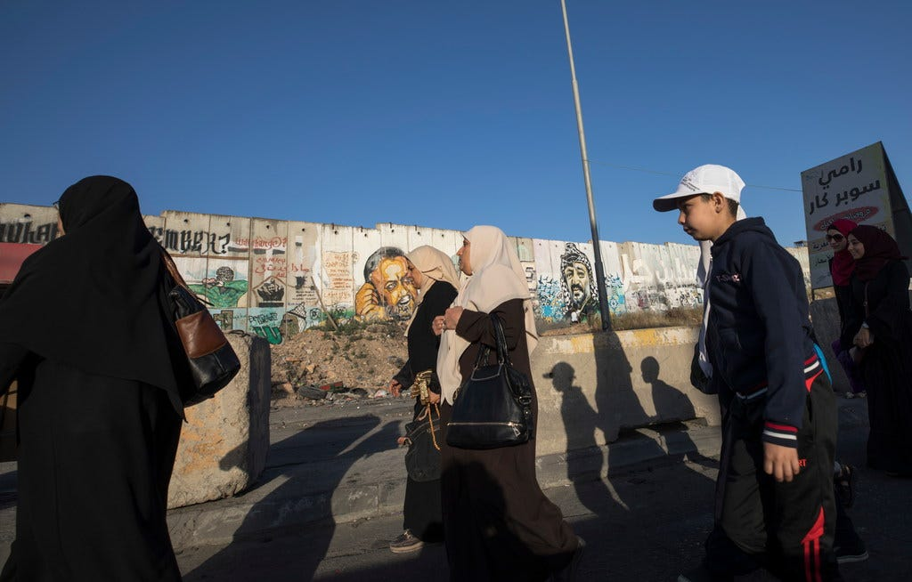 I saw firsthand how West Bank Palestinians are treated like prisoners. Who will fix this?