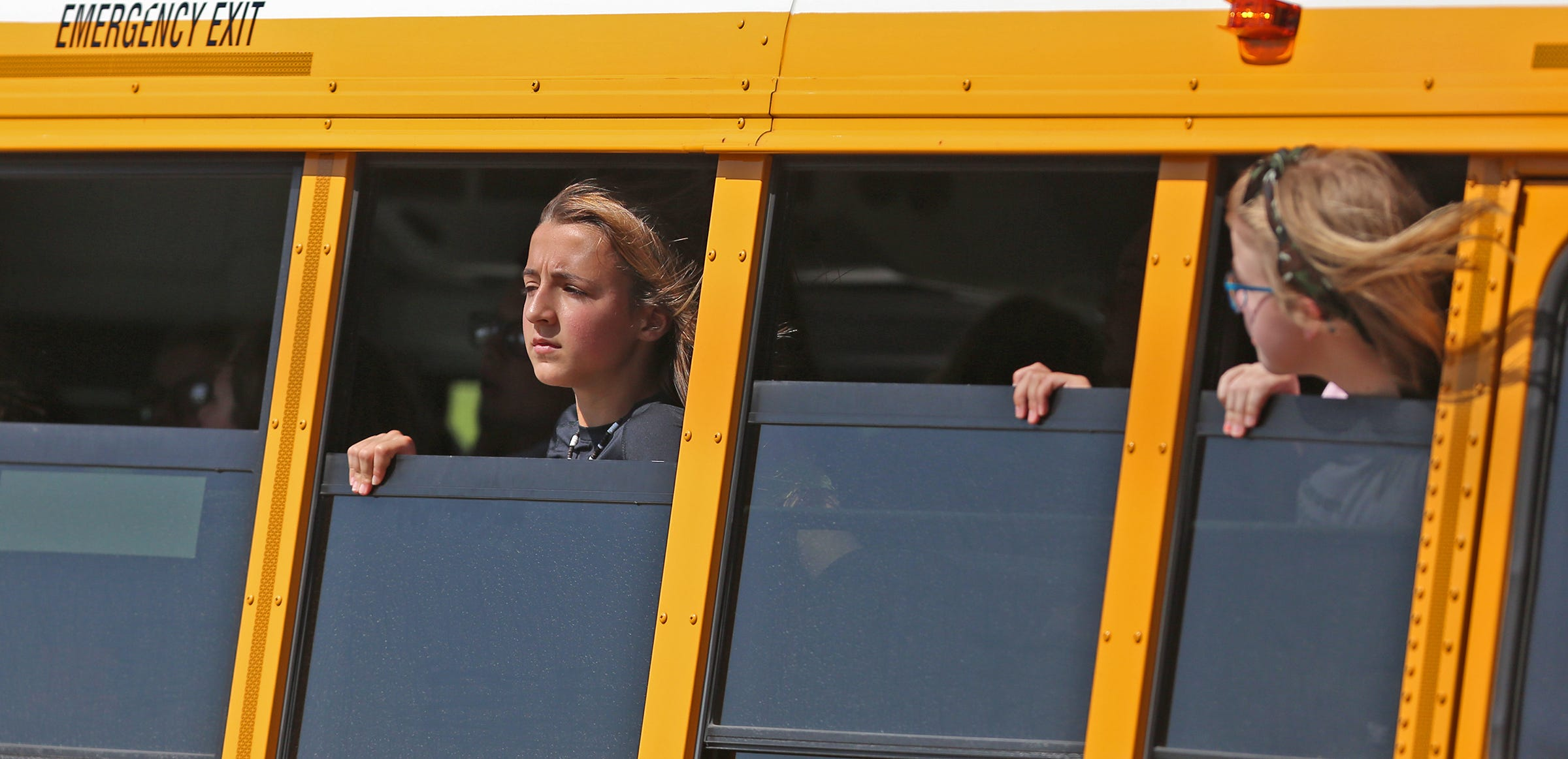 Noblesville's school shooting survivors aren't going to be the same after this