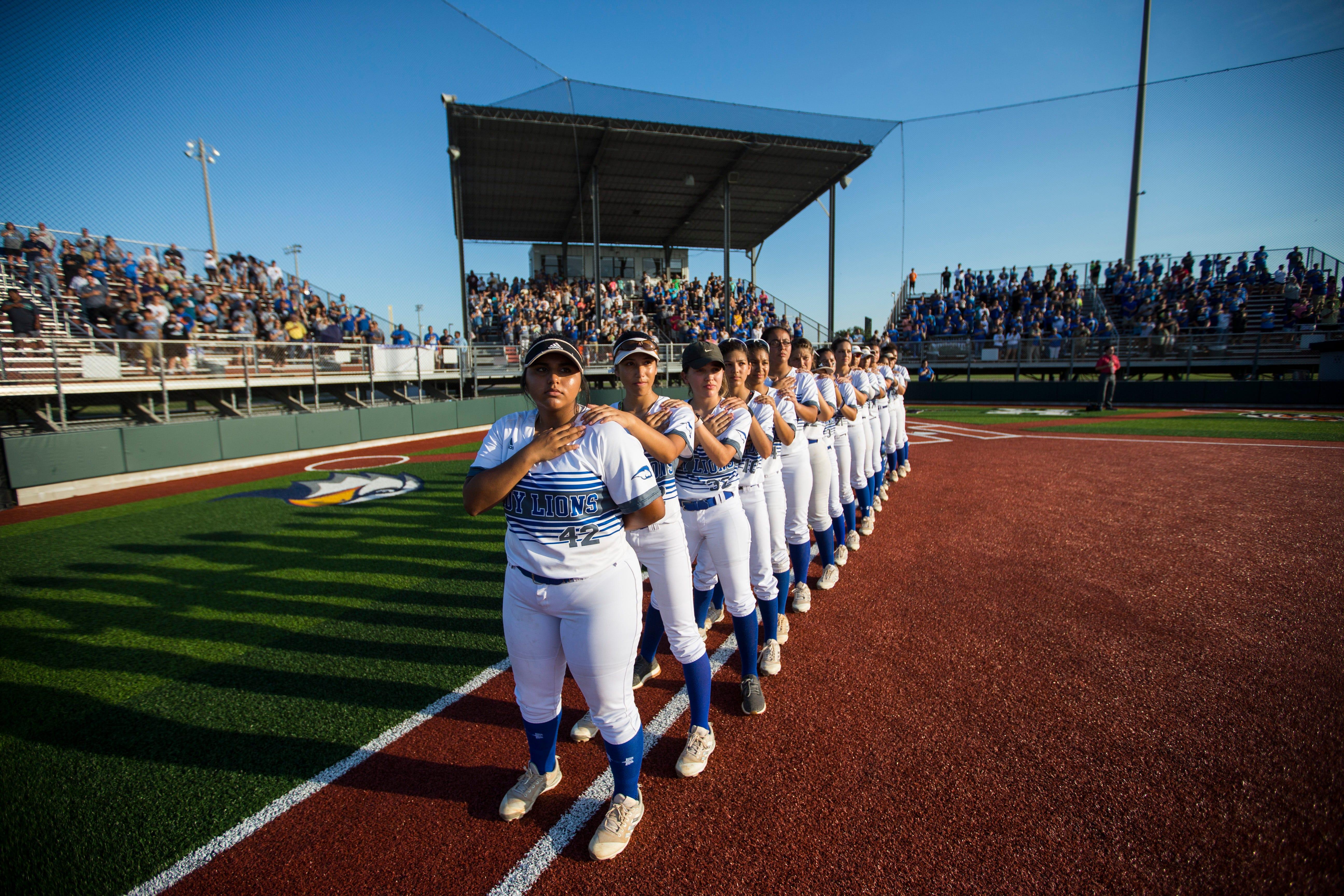 High School baseball, golf, soccer, softball, tennis, track
