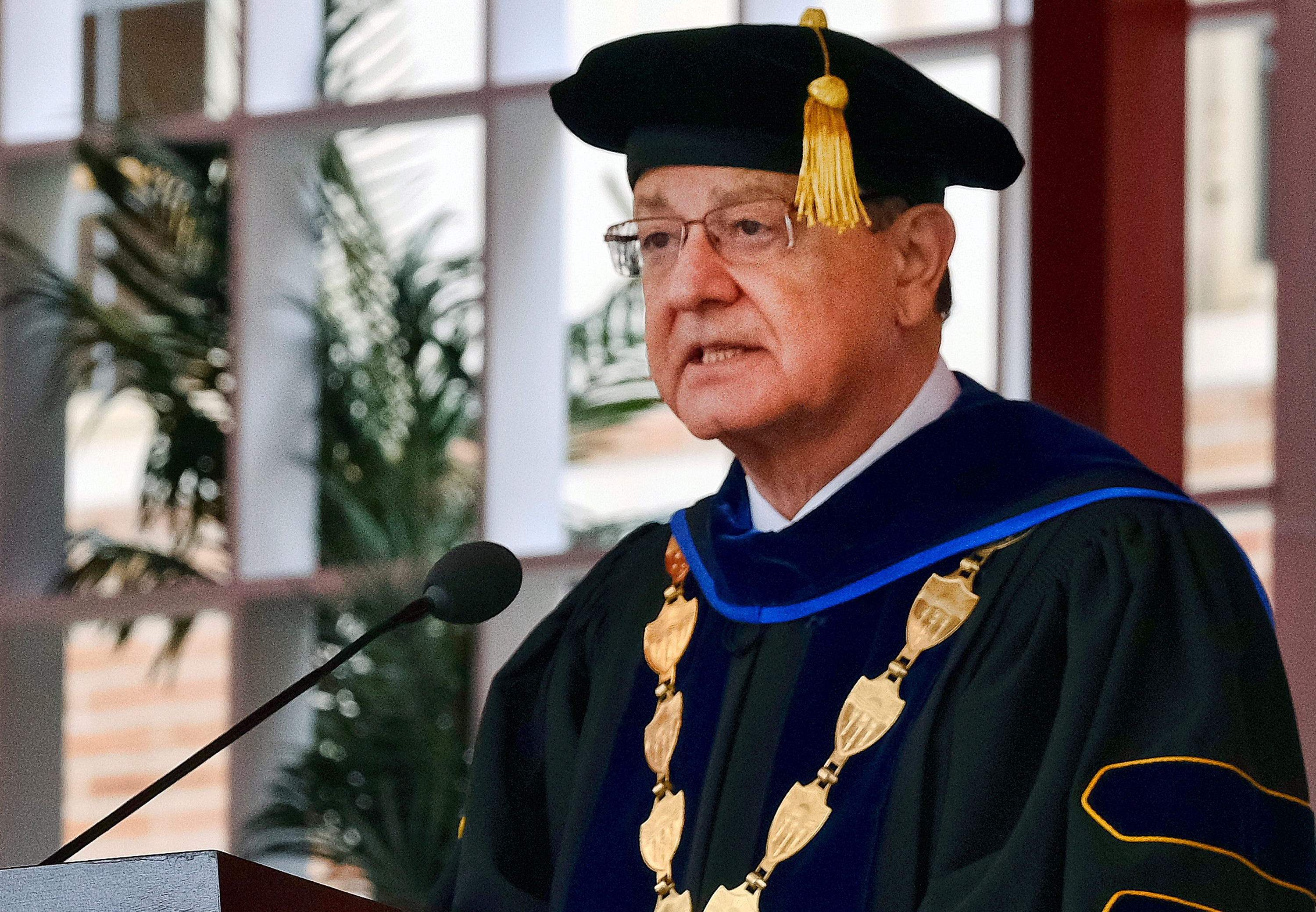 USC president steps down in wake of sex-abuse scandal