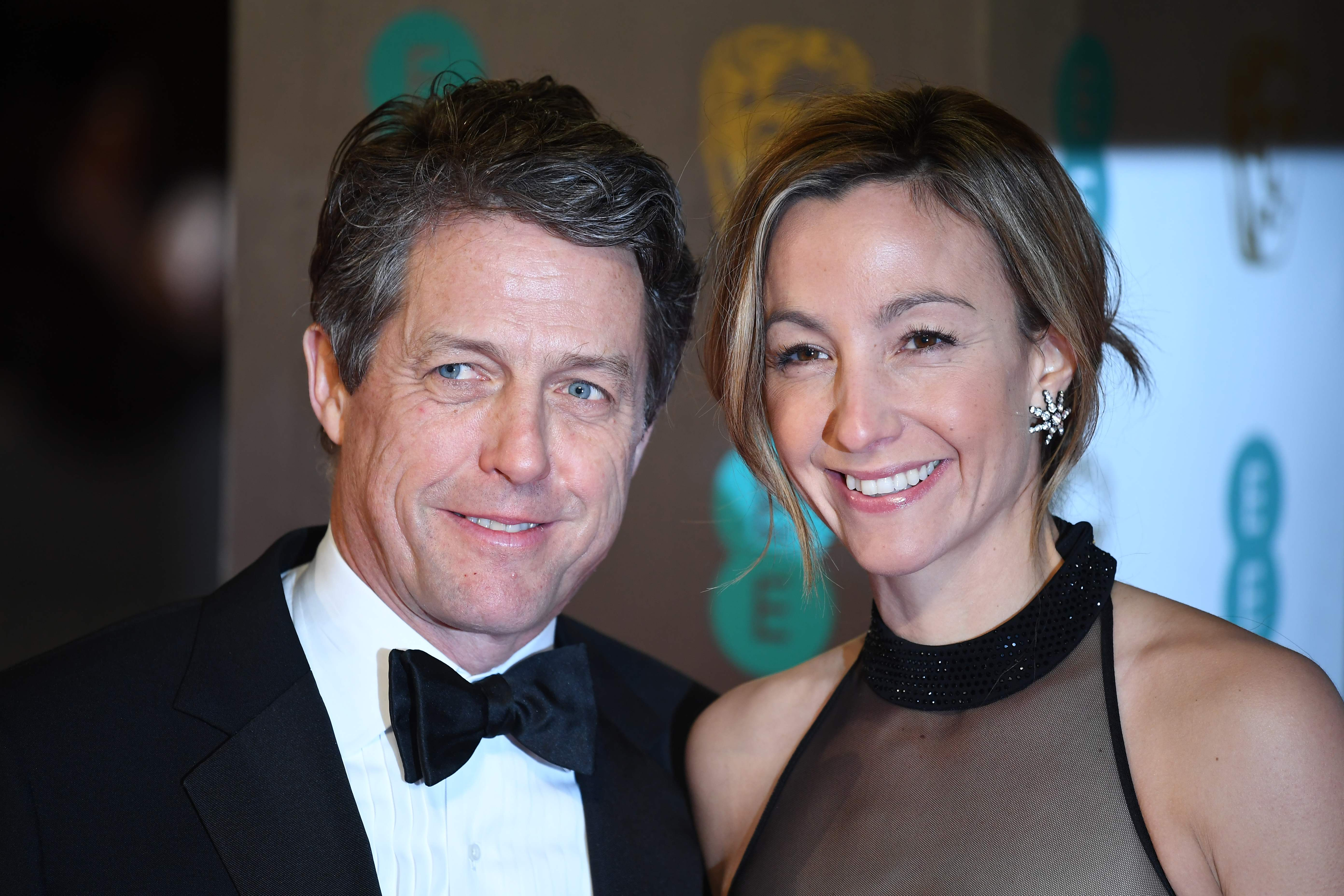 Hugh Grant, 57, marries for the first time to girlfriend Anna Eberstein, reports say