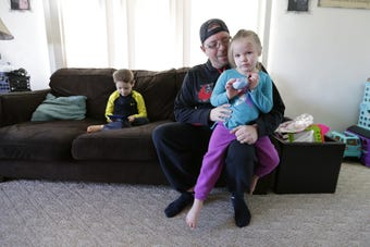 The couple has served as foster parents for 15 Manitowoc County children, adopting nine.