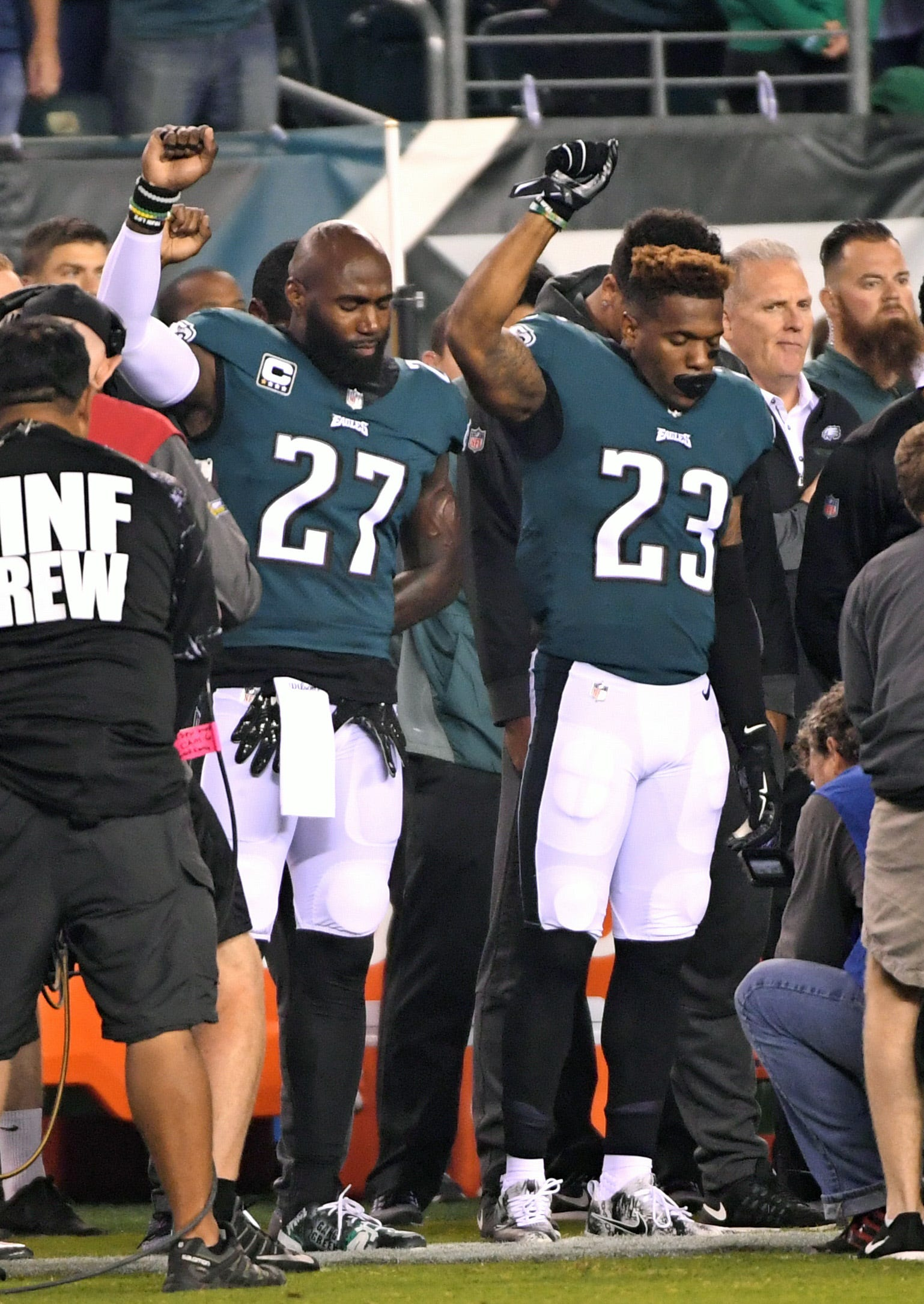 Harry Edwards: NFL's failure to learn from history on protests will prove costly