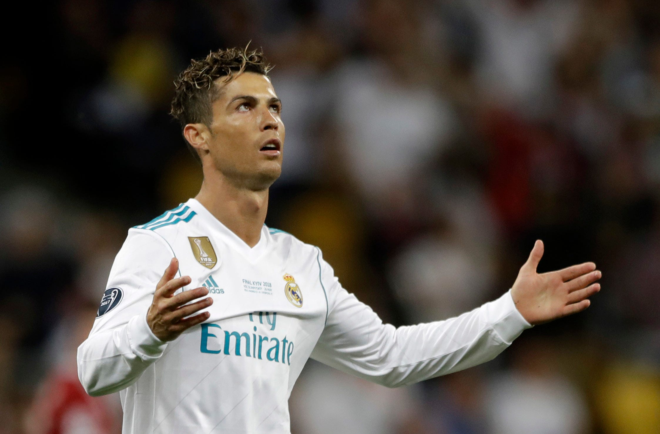 Future unclear for Ronaldo, Bale after Champions League win