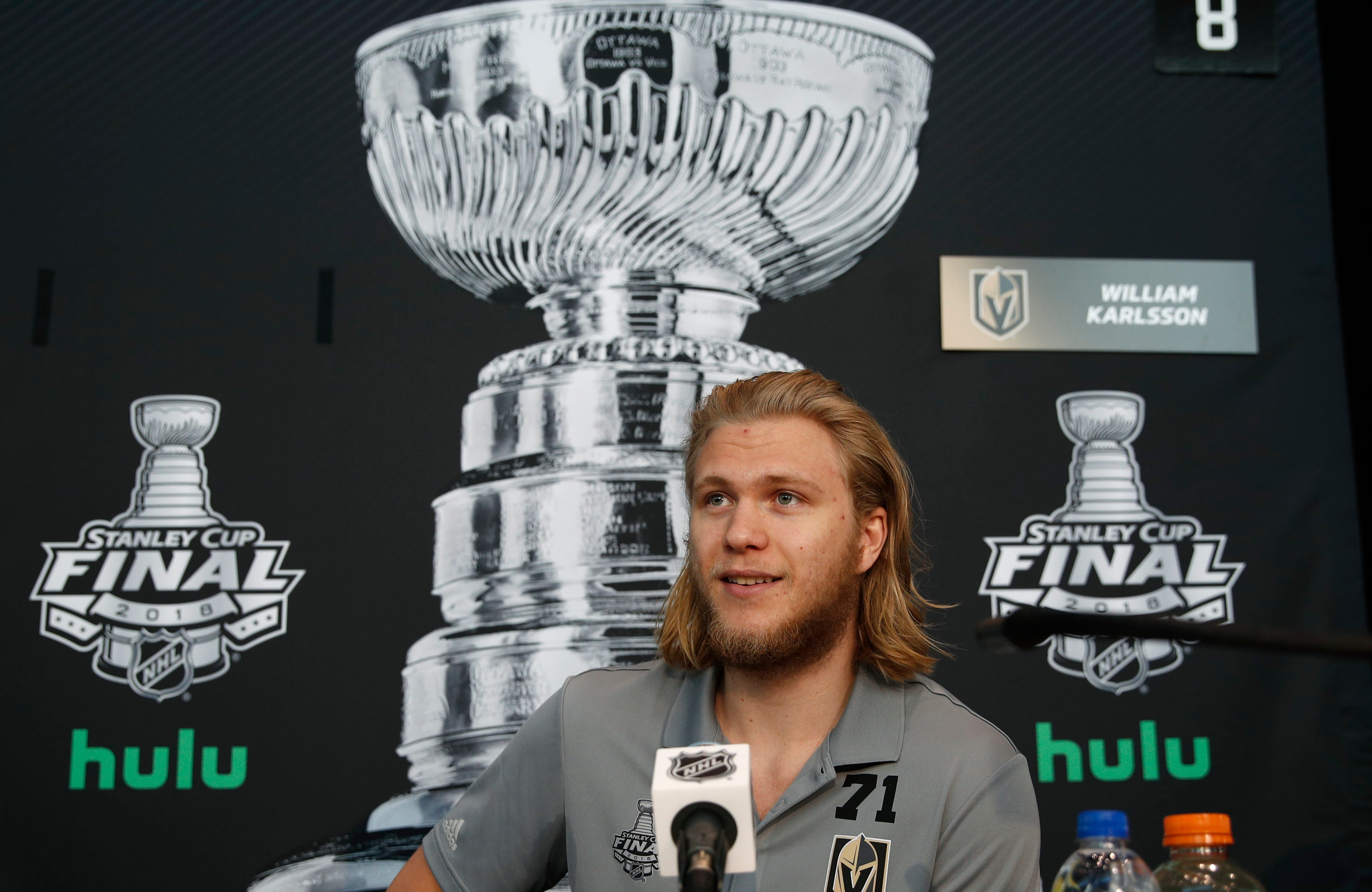 Capitals, Golden Knights in improbable Stanley Cup Final