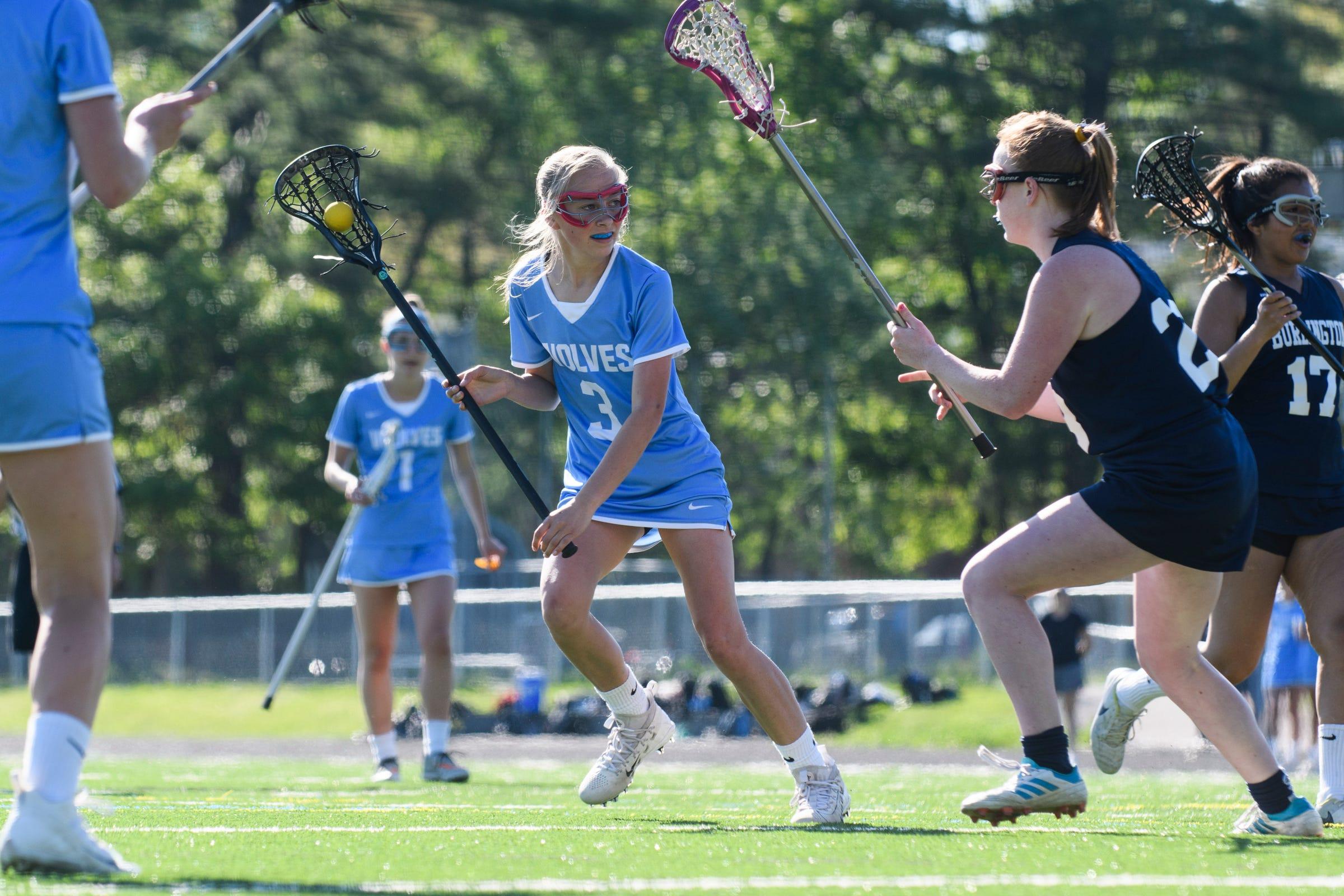 Saturday's highlights: Booth's OT winner lifts South Burlington girls lacrosse