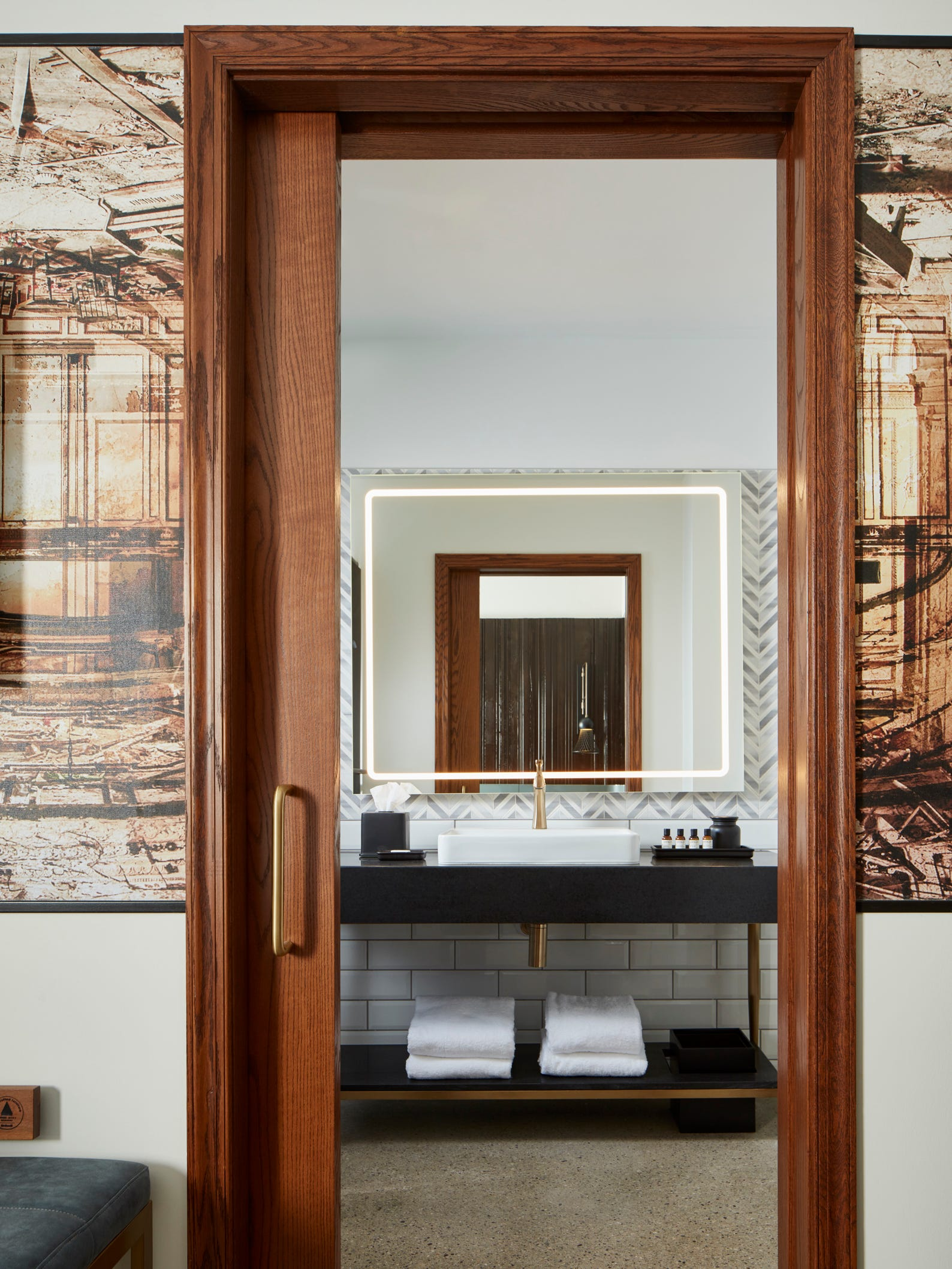 design in Detroit's newest hotels
