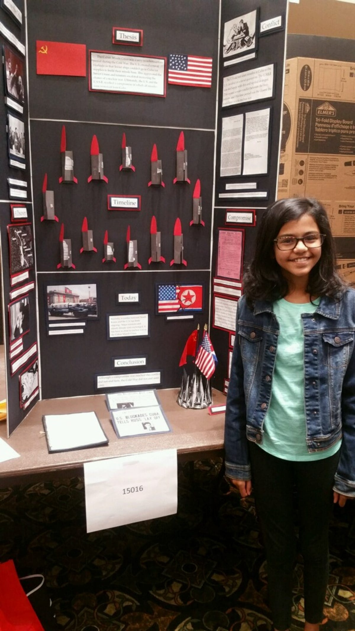 Student news: Hillsborough middle-schoolers taking part in
