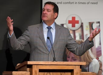 Group criticizes Mark Green over remarks about government programs and God