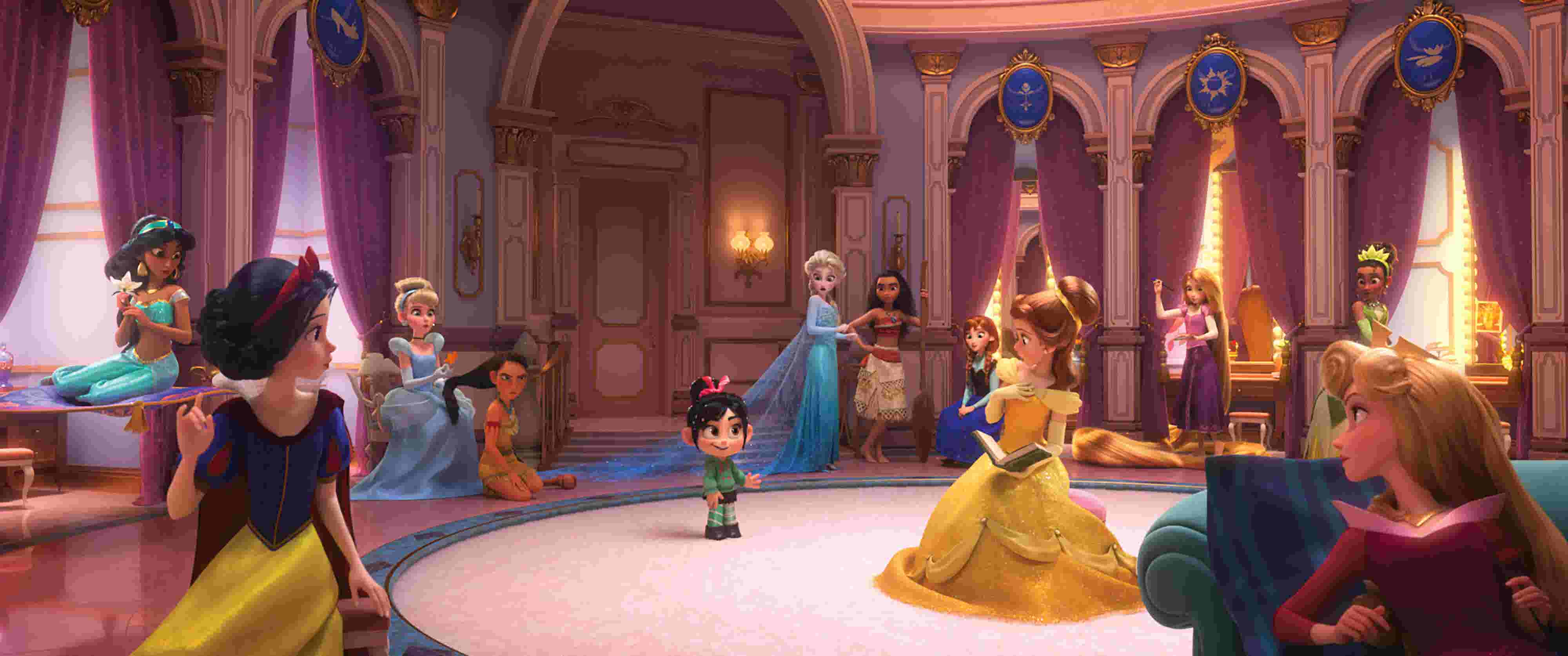 e92785e0f9e Why that Disney princess moment matters in  Ralph Breaks the Internet
