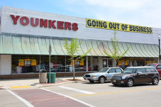 Younkers department store on Third Avenue in Sturgeon Bay has sat vacant since it closed in 2018, but come fall several retail spaces and public restrooms will occupy the space.
