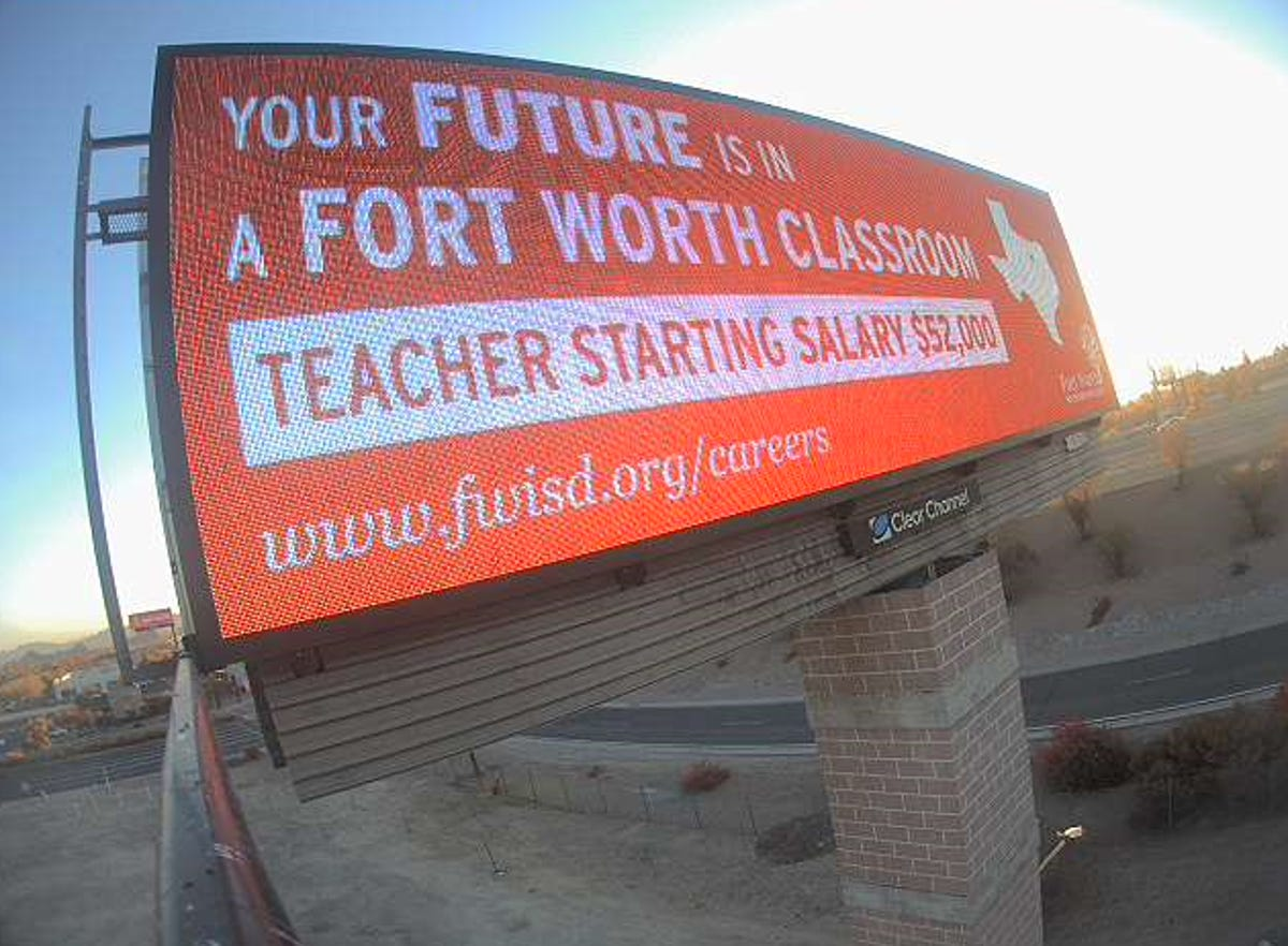 Texas wants Arizona's teachers, and that's great news for
